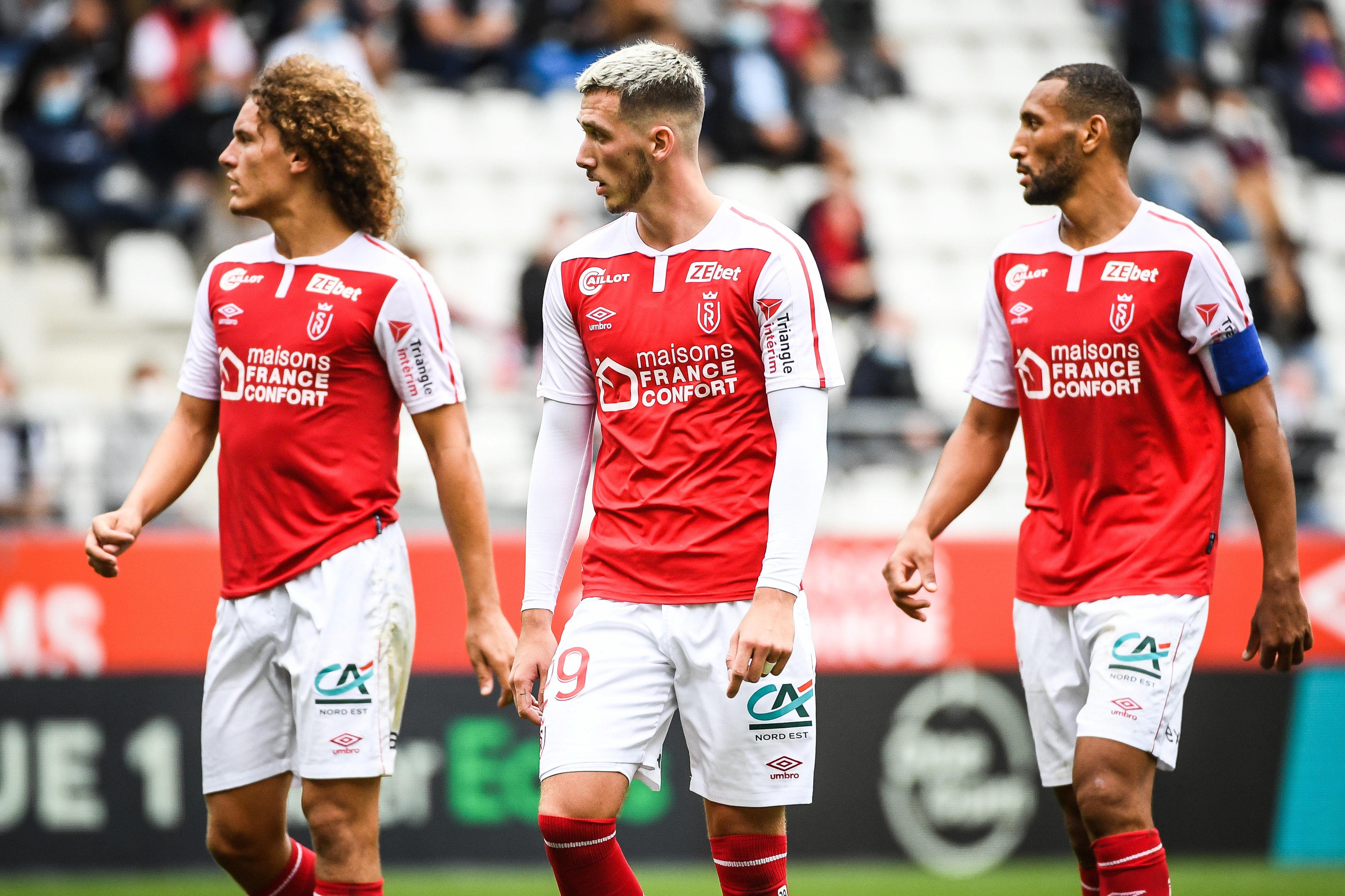 Football - Ligue Europa - Reims prend la Ligue Europa comme une potentielle bouffée d'oxygène
