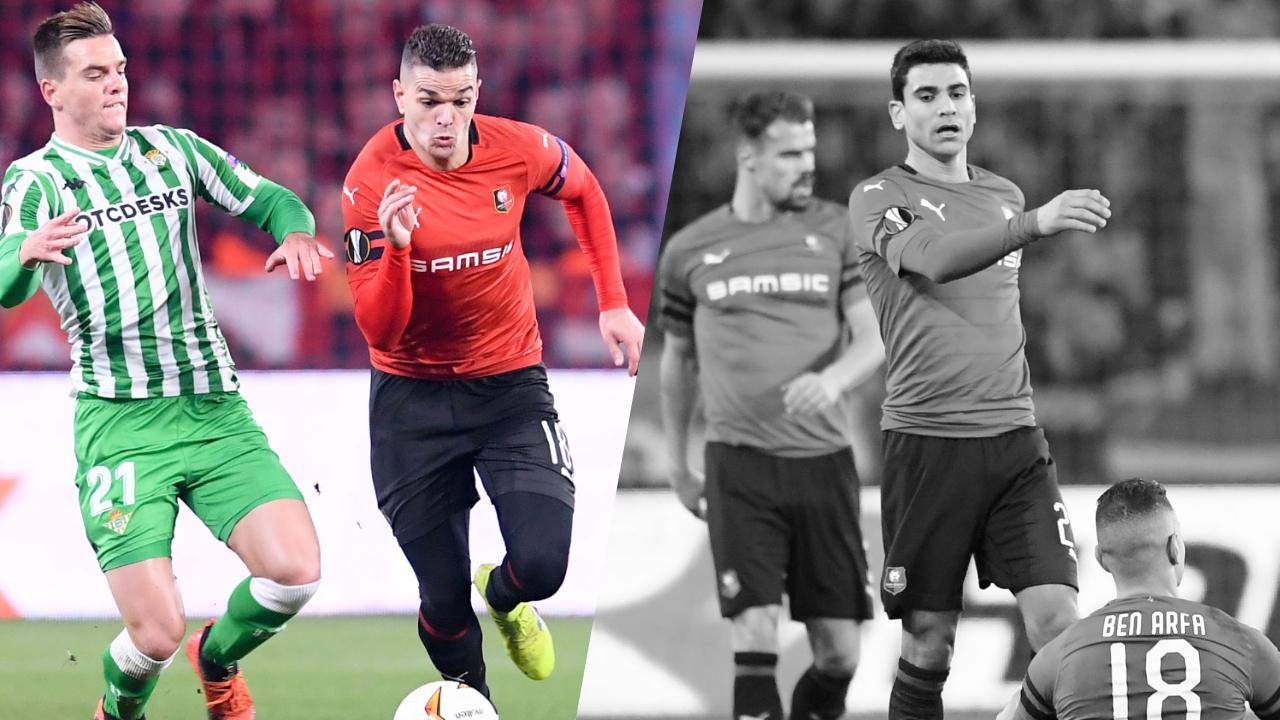 Football - Ligue Europa - Tops/Flops Rennes-Betis : Ben Arfa avait lancé des Rennais plombés par leur défense