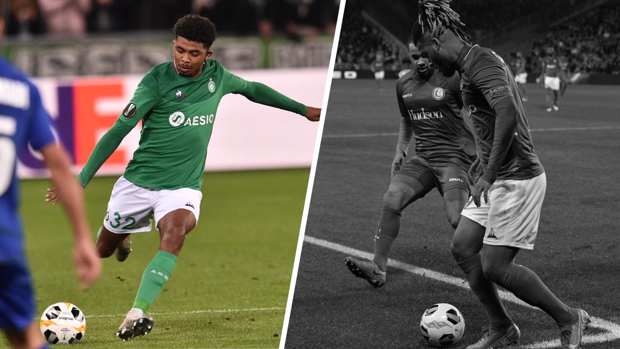 Football - Ligue Europa - Tops/flops Saint-Etienne – La Gantoise : la solidité de Fofana, Diony a tout raté