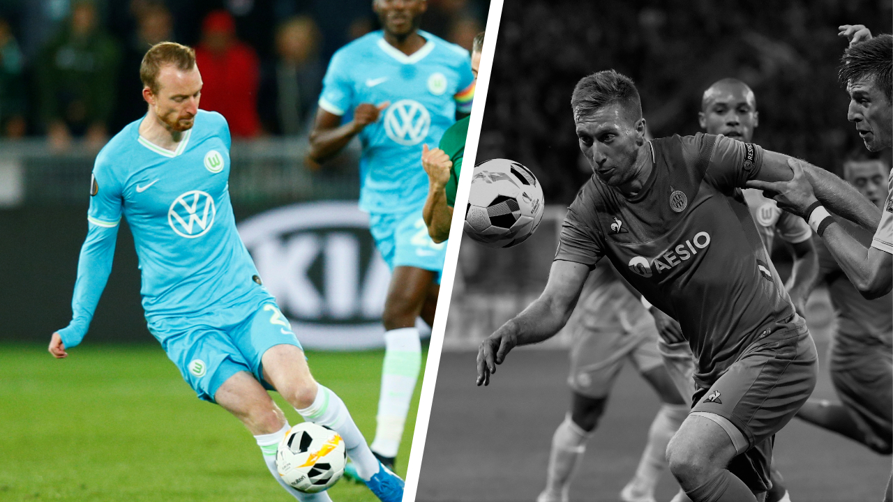 Football - Ligue Europa - Tops/flops Saint-Etienne-Wolfsburg : Arnold tout en maîtrise, Beric s'enlise