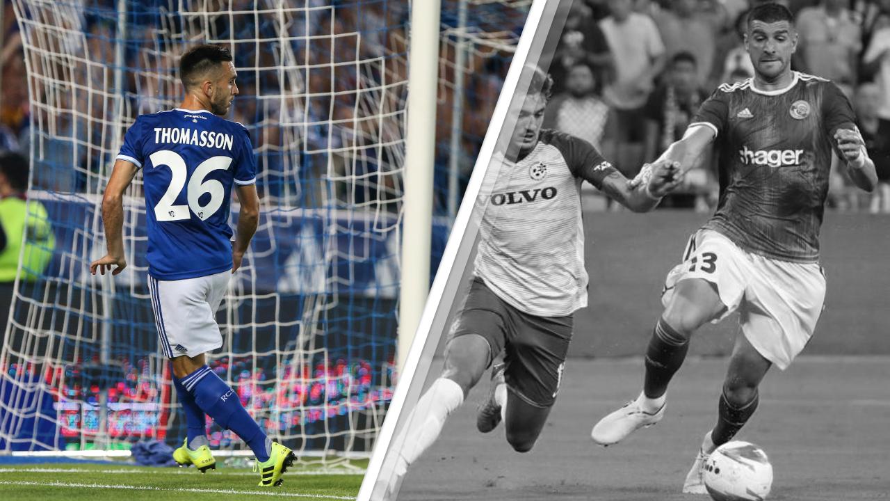 Football - Ligue Europa - Tops/Flops Maccabi Haïfa-Strasbourg : Thomasson dans tous les bons coups, Mitrovic en difficulté
