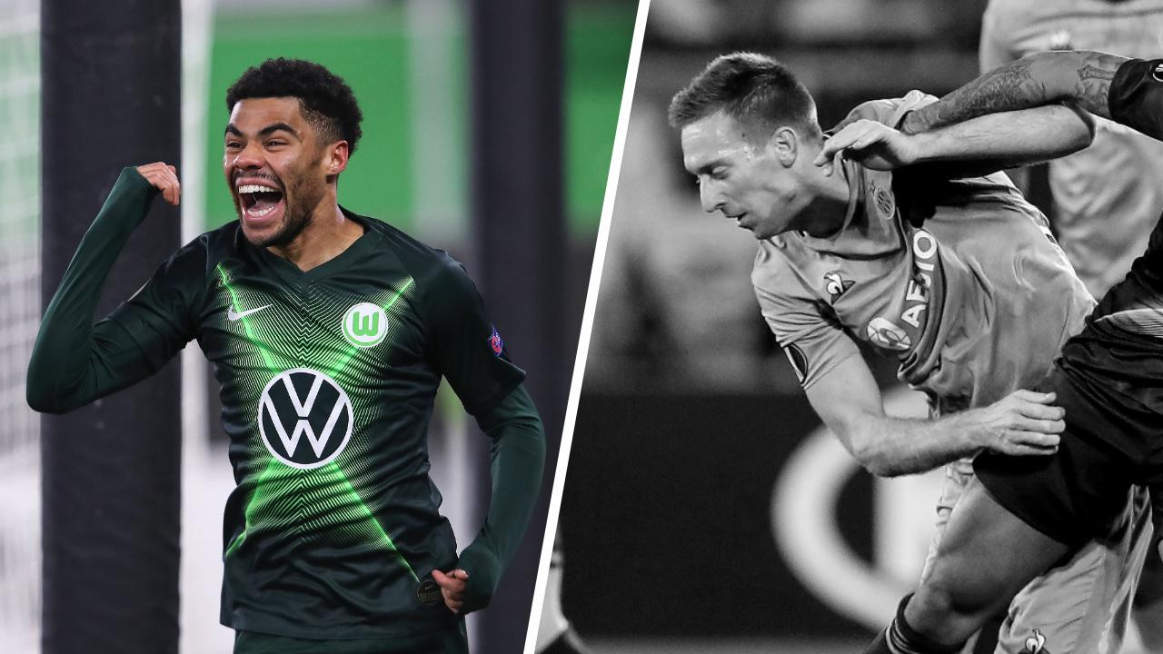 Football - Ligue Europa - Tops/Flops Wolfsburg-ASSE : Otavio s'en souviendra, Beric n'y arrive pas