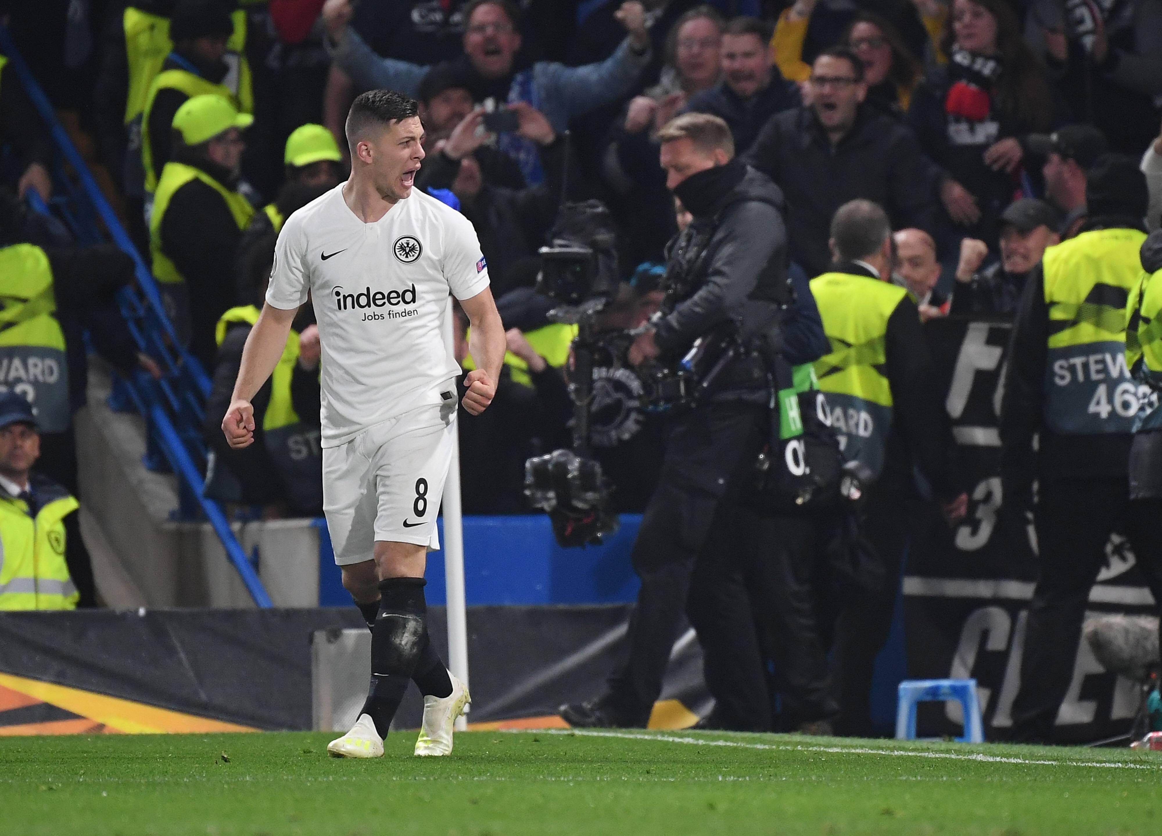 Football - Transferts - 5 choses à savoir sur Luka Jovi, la nouvelle recrue du Real Madrid