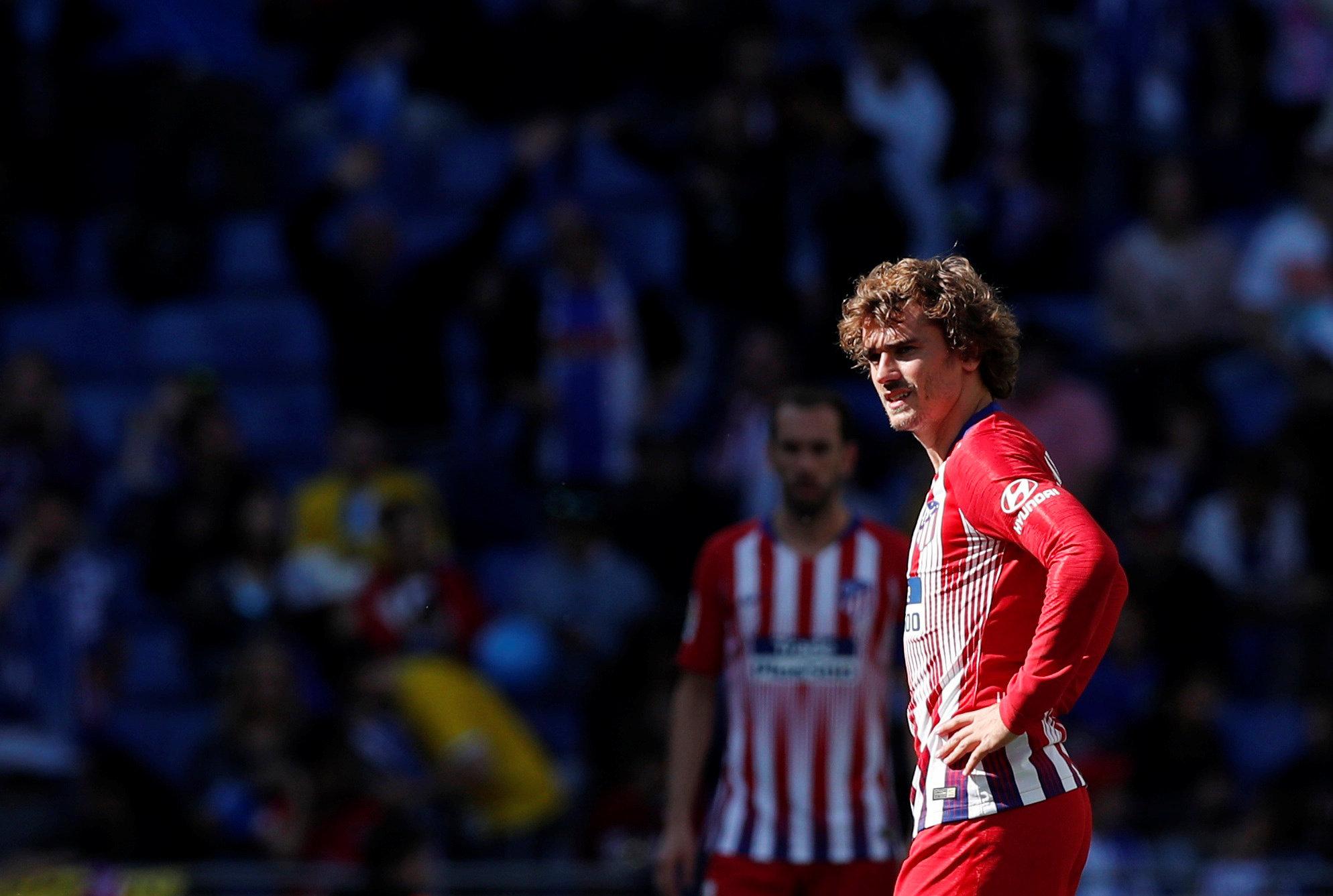 Football - Transferts - Antoine Griezmann, le début du bras de fer avec l'Atlético