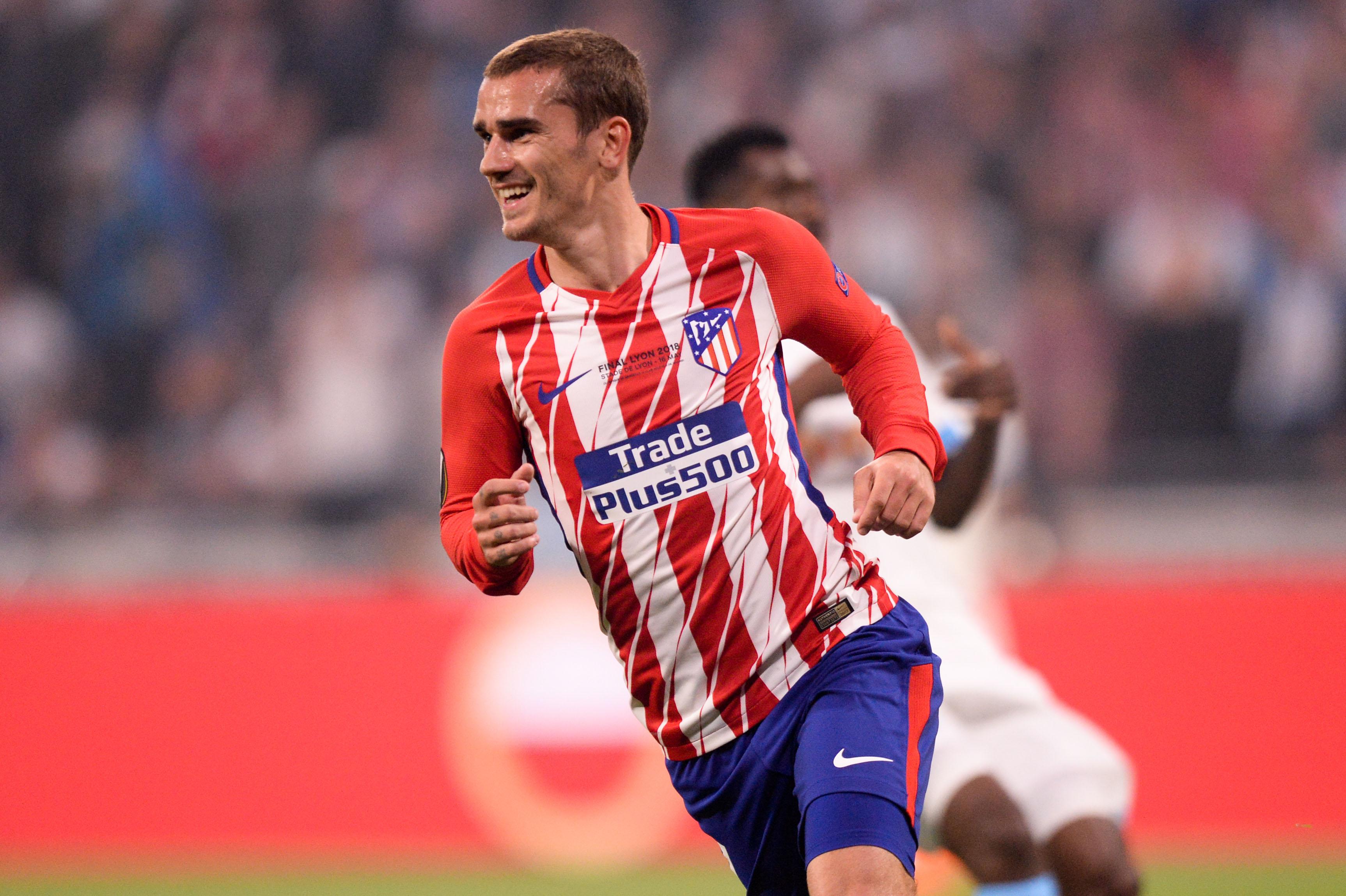 Football - Transferts - Antoine Griezmann annonce qu'il reste à l'Atlético Madrid