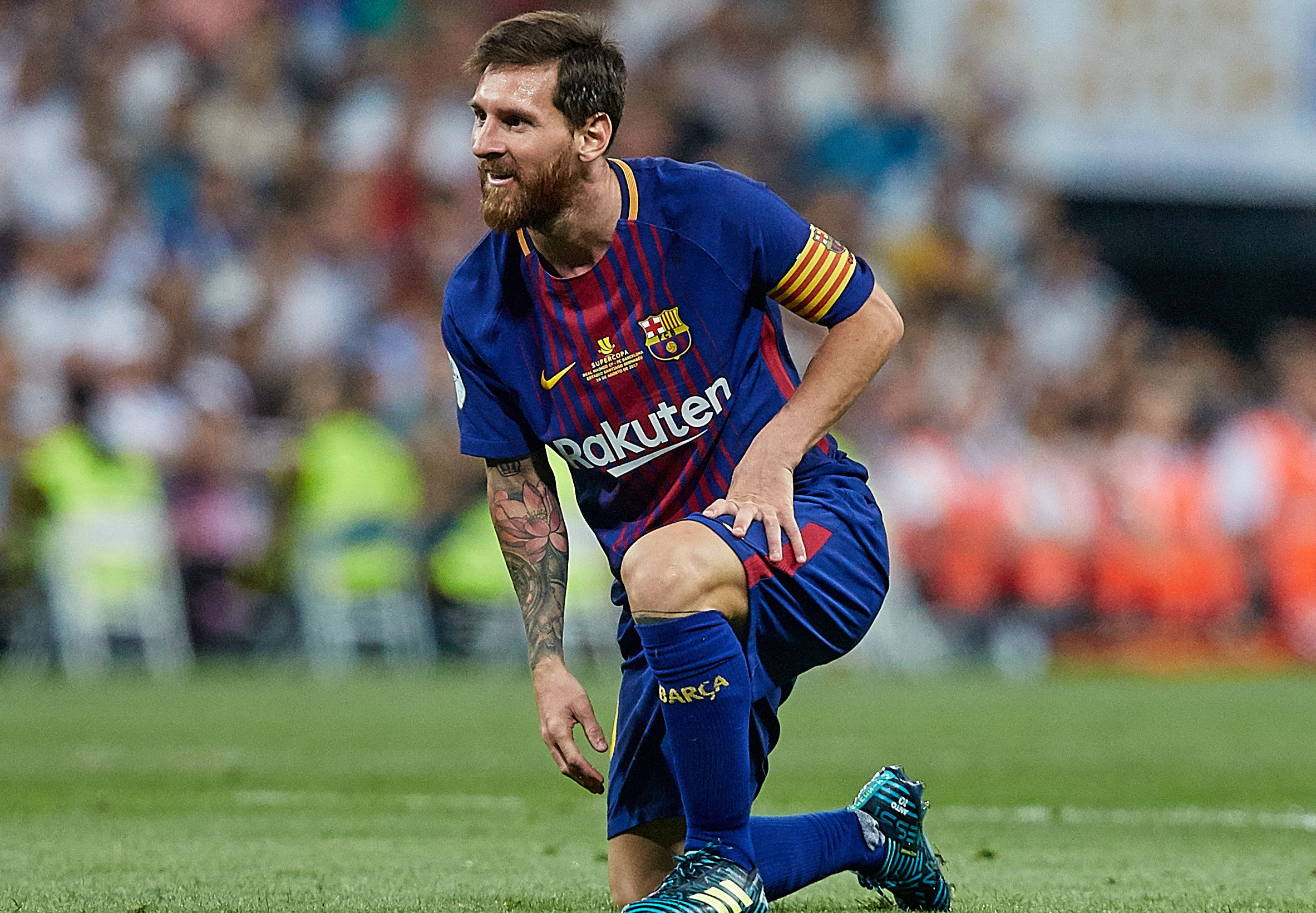 Football - Transferts - Après Neymar, le Barça peut-il perdre Messi ?