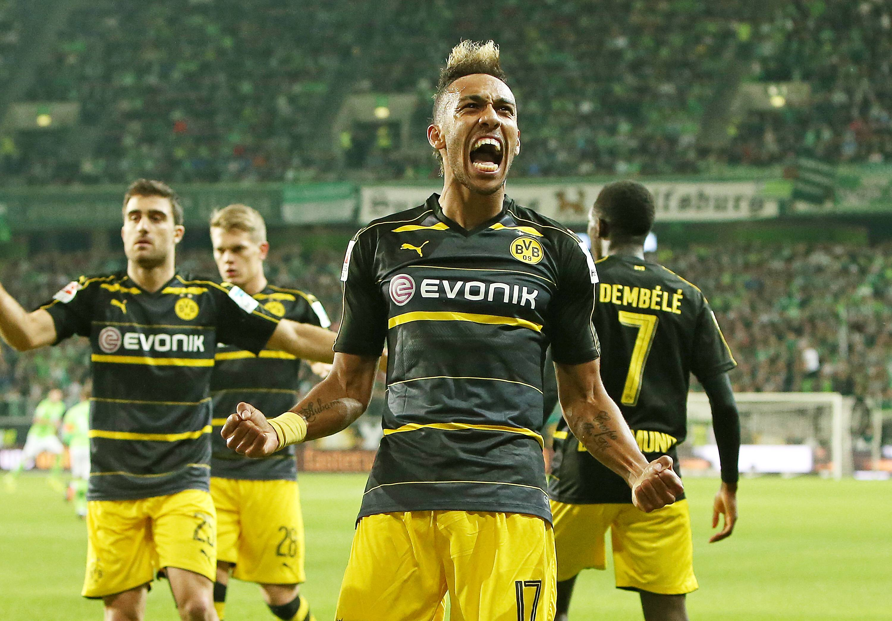 Football - Transferts - Aubameyang cible n°1 du Real Madrid