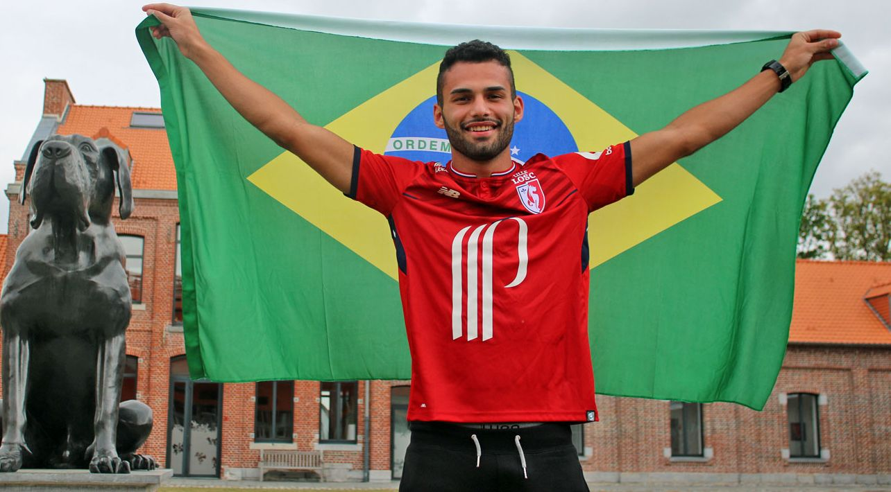 Football - Transferts - Avec Thiago Maia, Lille tient sa nouvelle star