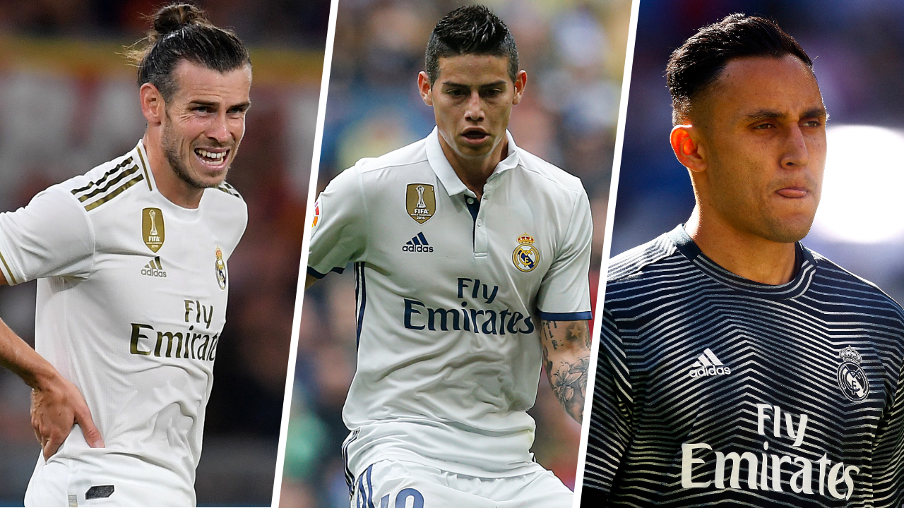 Football - Transferts - Bale, Navas, James et 100 M¬, l'offre XXL du Real Madrid refusée par le PSG pour Neymar