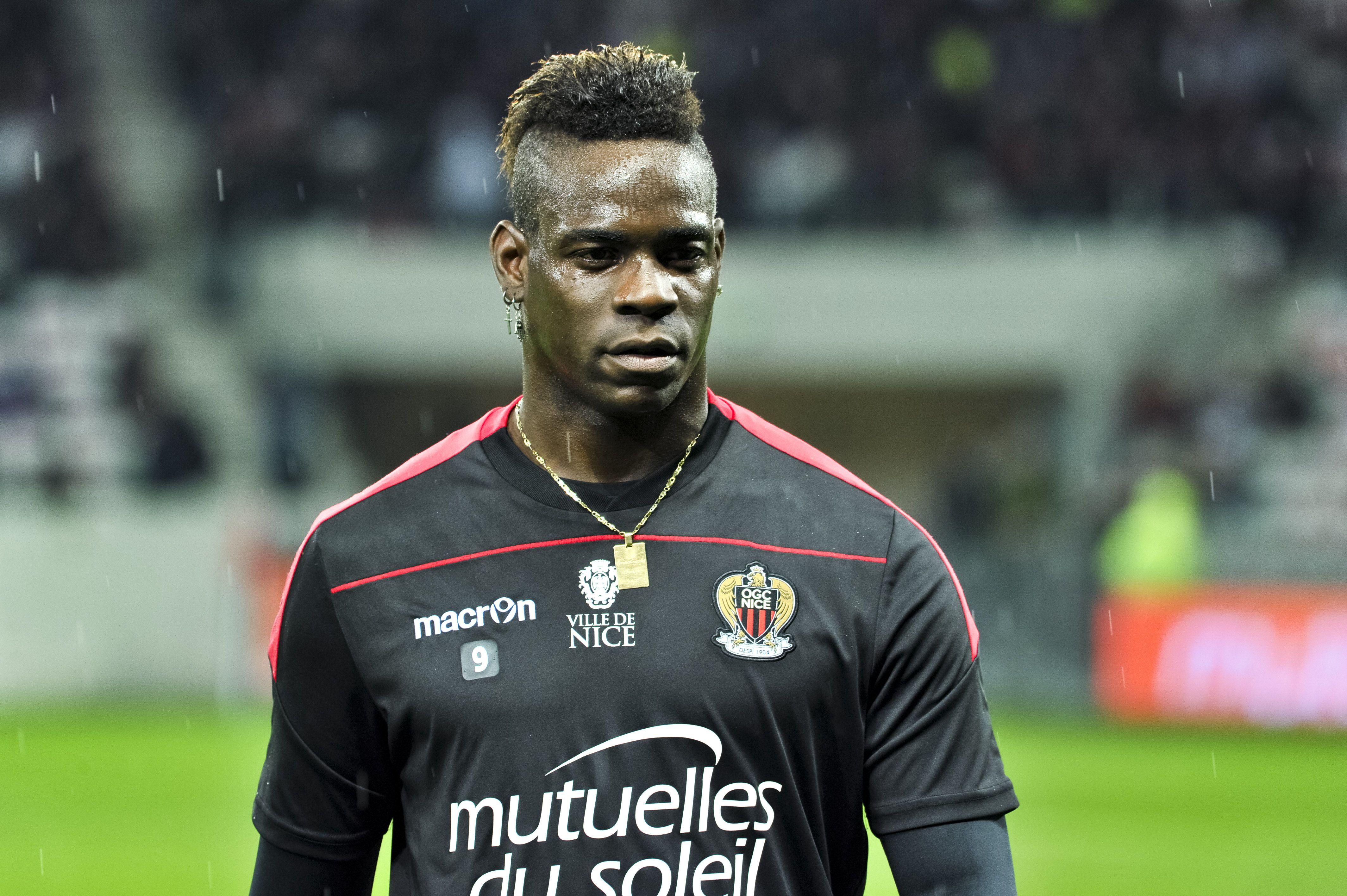 Football - Transferts - Balotelli «prêt à faire des efforts financiers» pour rester à Nice