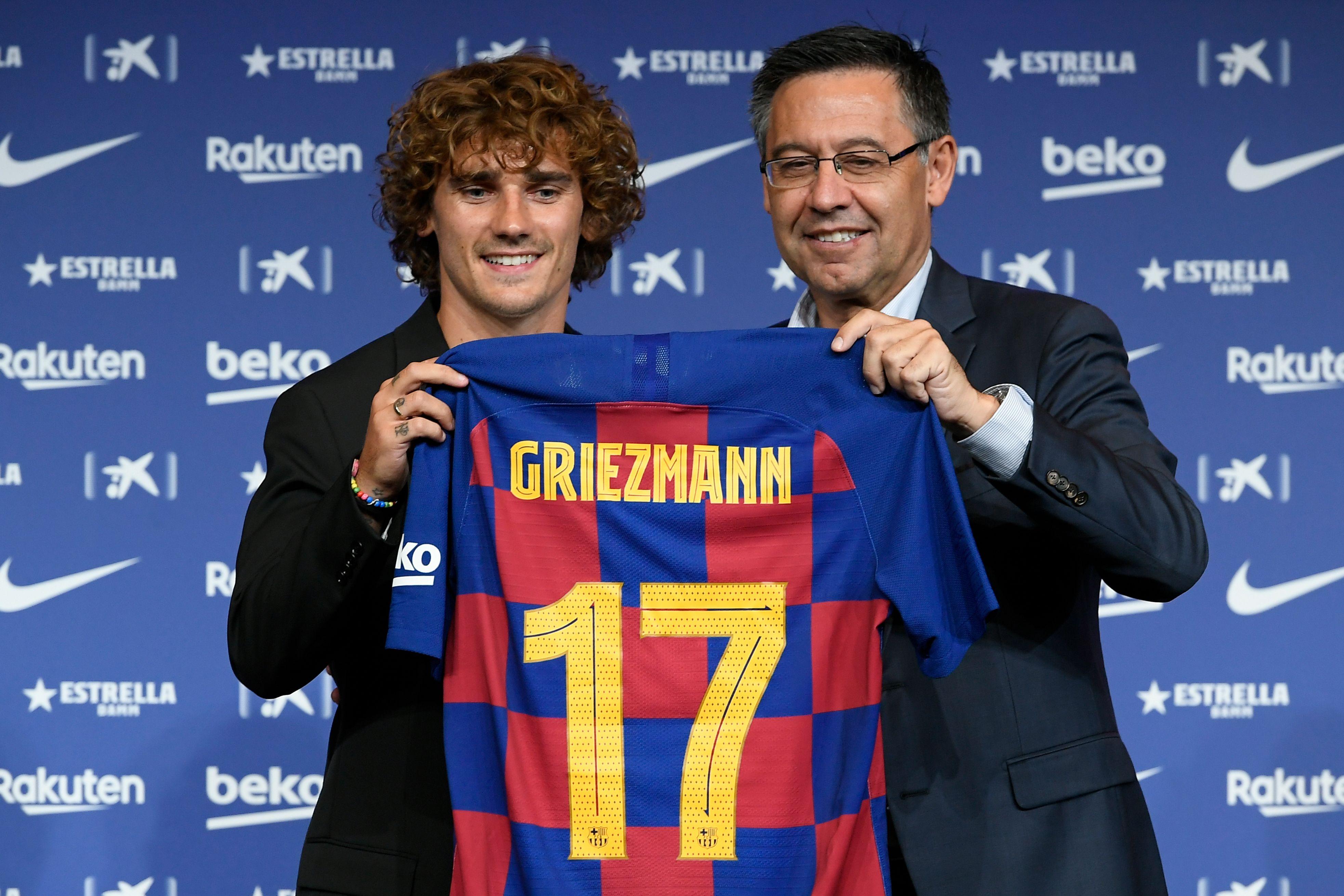 Football - Transferts - Barça : «aucune honte» pour Griezmann, qui déplore l'attitude de l'Atlético