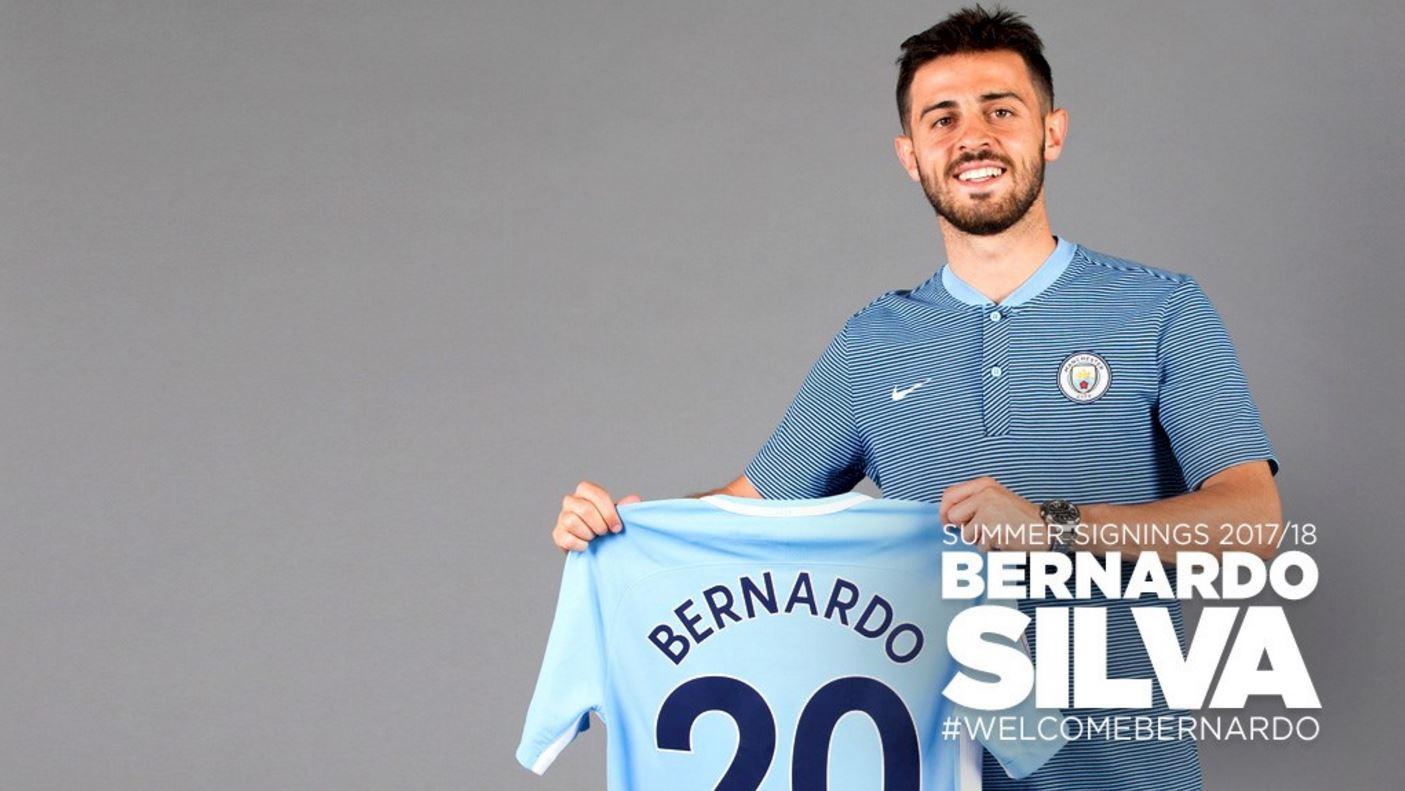 Football - Transferts - Bernardo Silva à City, la première pépite à quitter le Rocher