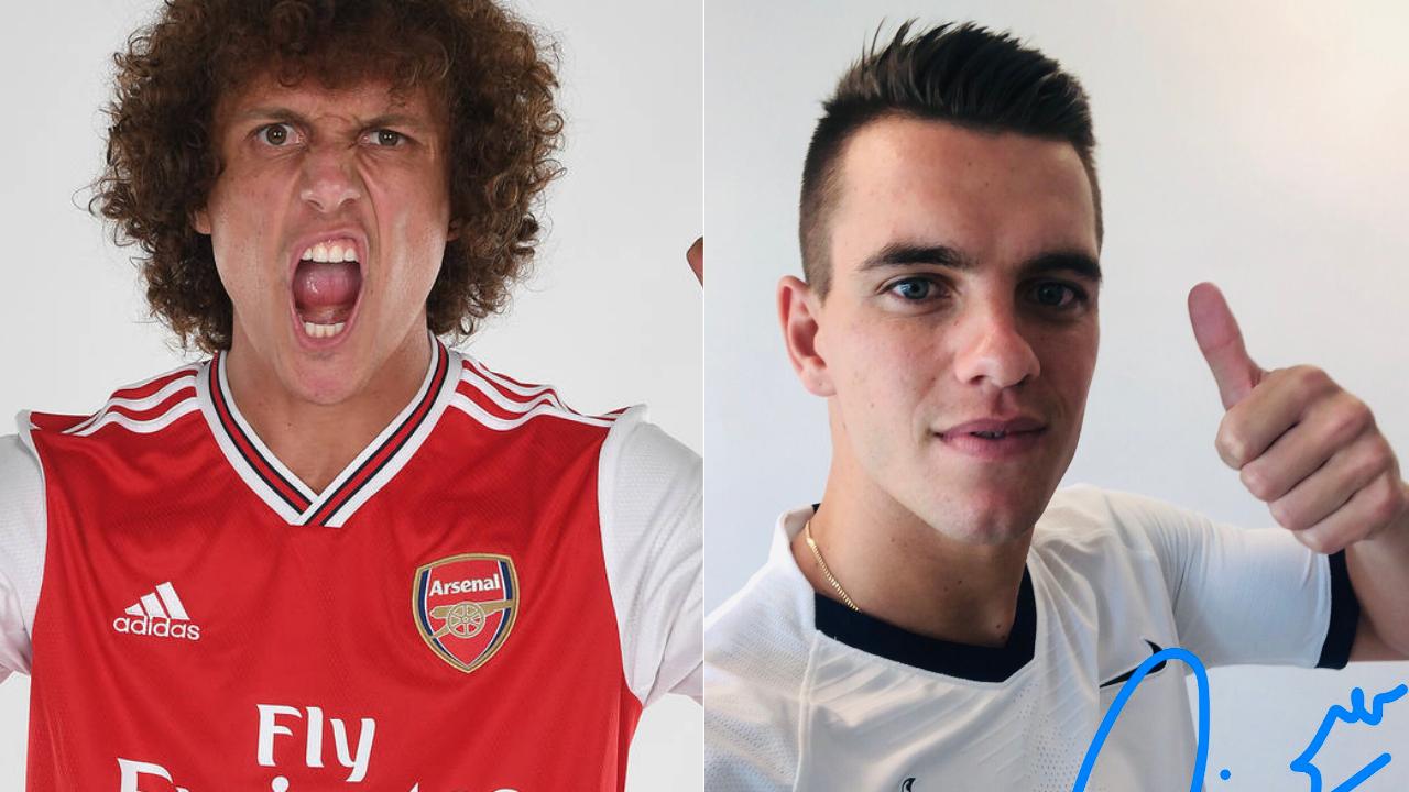 Football - Transferts - Clôture du mercato en Angleterre: Arsenal et Tottenham grands gagnants