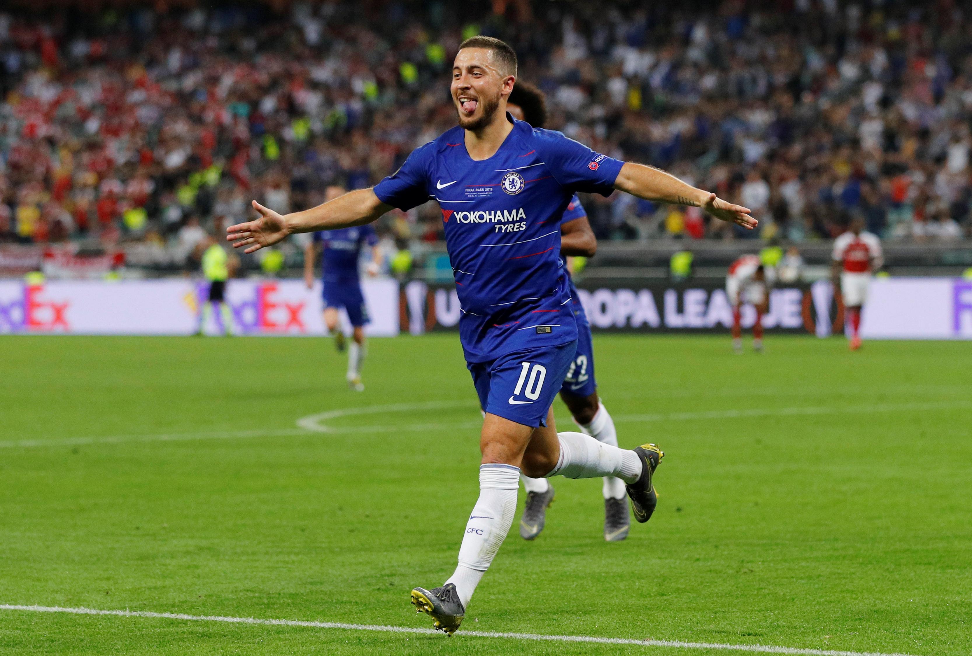 Football - Transferts - Eden Hazard au Real Madrid, c'est officiel