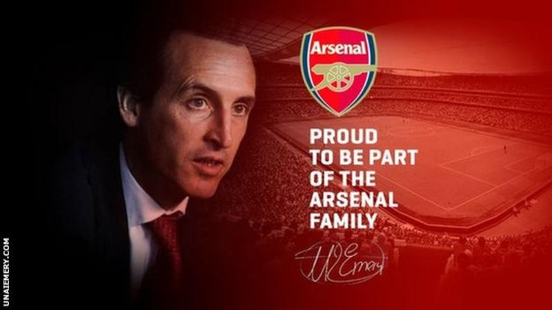 Football - Transferts - Emery s'annonce un peu trop tôt à Arsenal