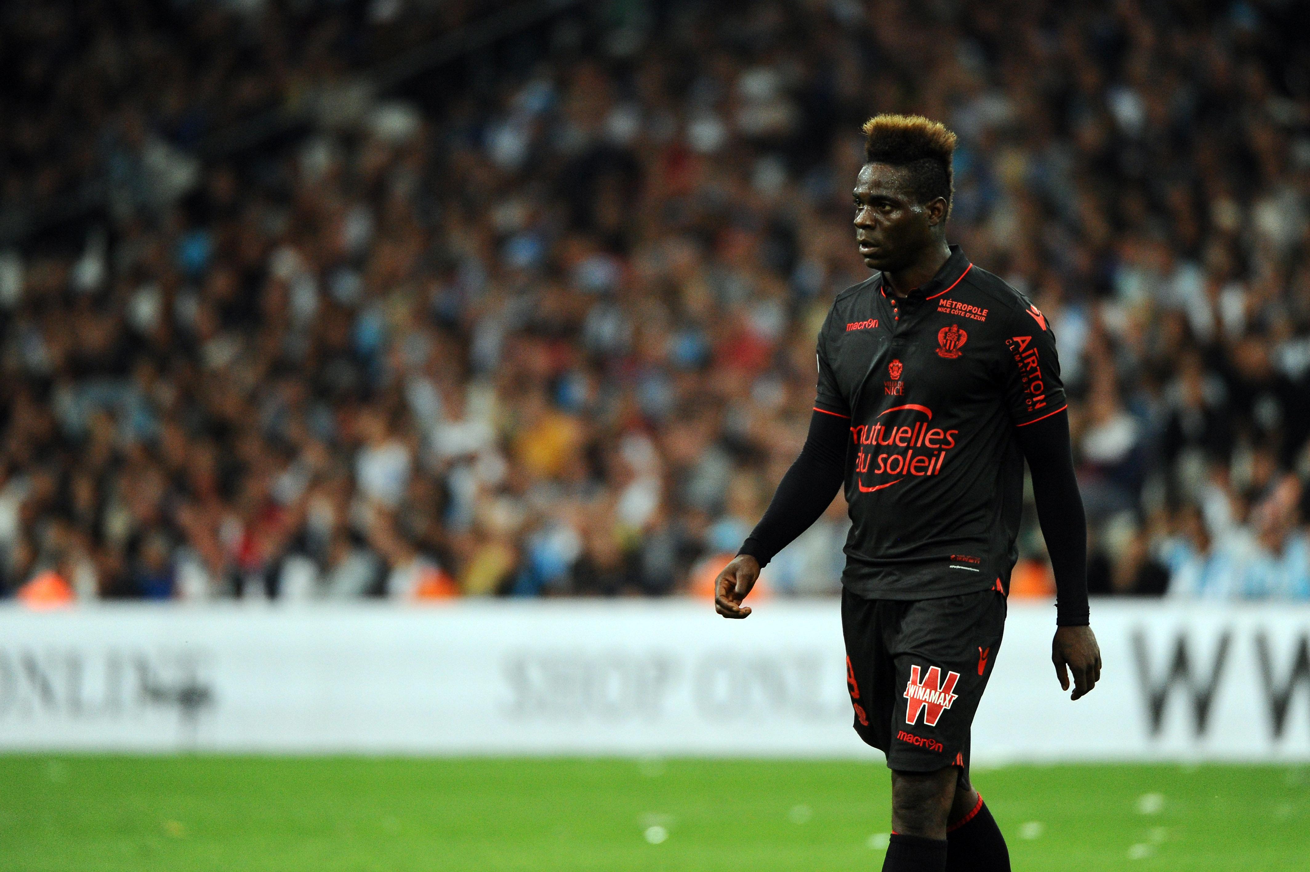 Football - Transferts - Et si la future star de l'OM s'appelait … Balotelli ?