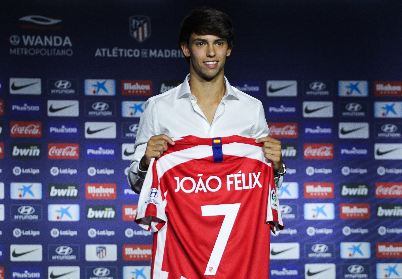 Football - Transferts - Felix sur les 126 M¬ de son transfert : «Un truc de marché, je n'y pense pas»