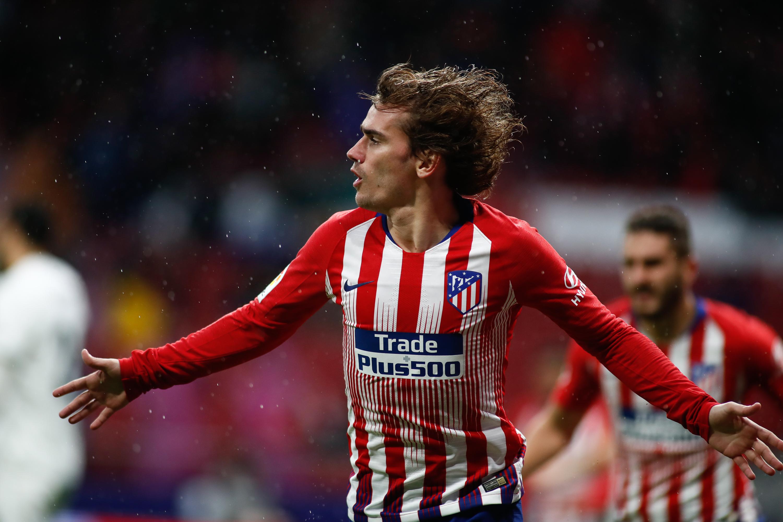 Football - Transferts - Griezmann officialise son départ de l'Atlético Madrid
