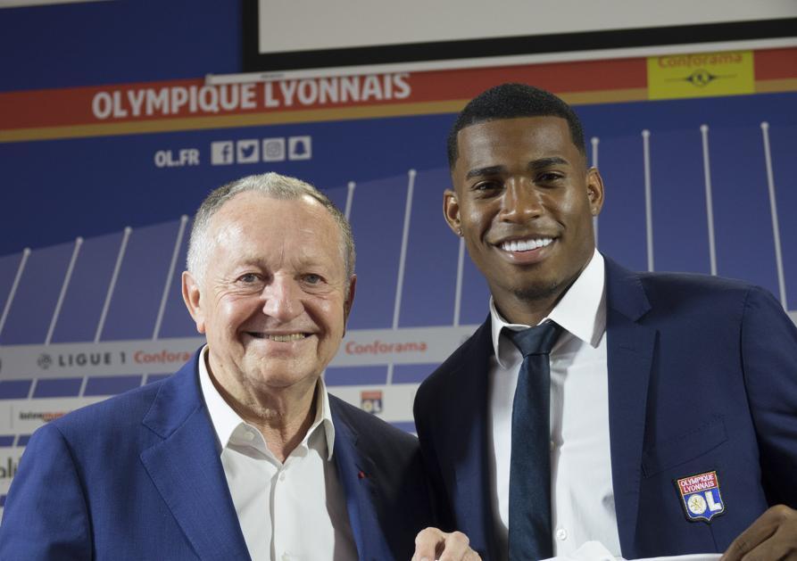Football - Transferts - Jean Lucas : «Mes idoles ? Pogba et mon papa»
