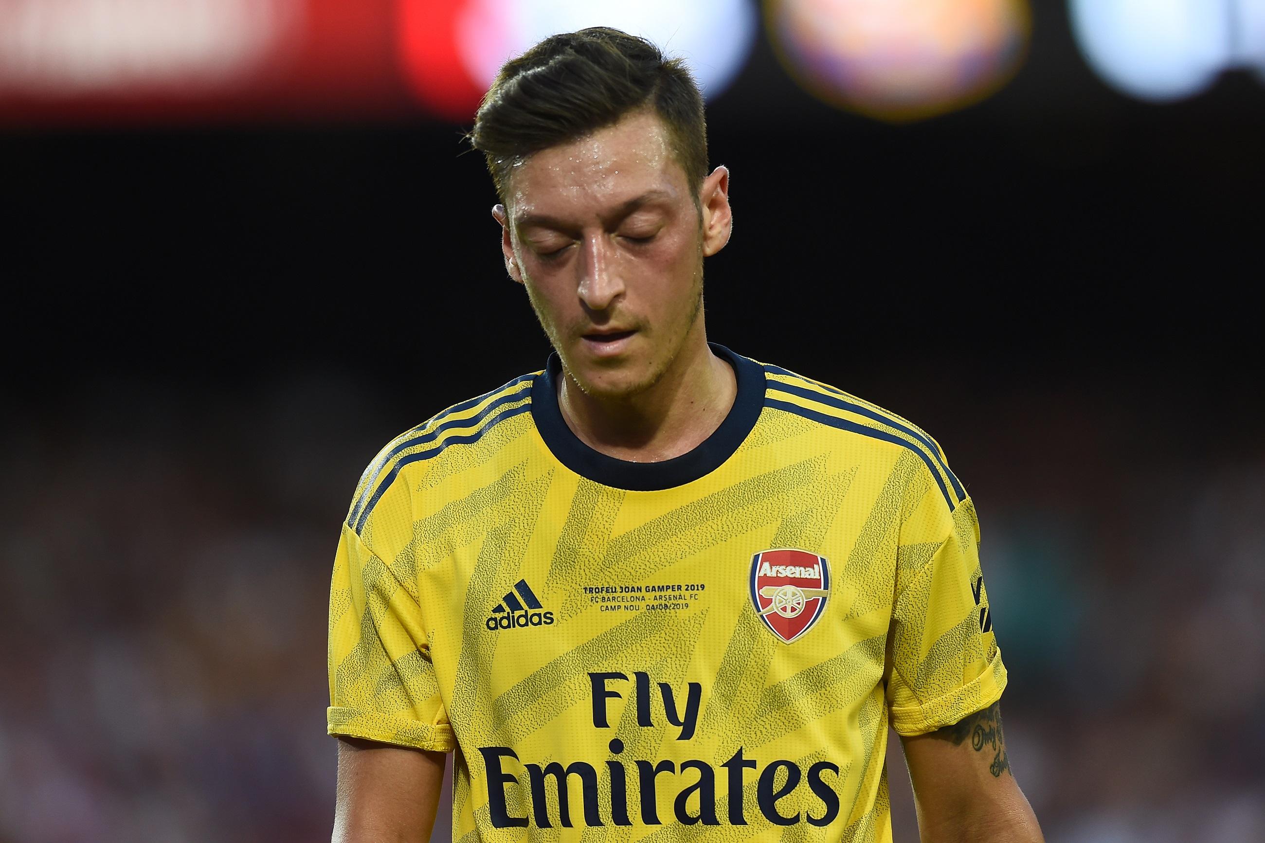 Football - Transferts - Journal du mercato: Özil en instance de départ, le Real prêt à se séparer de James Rodriguez