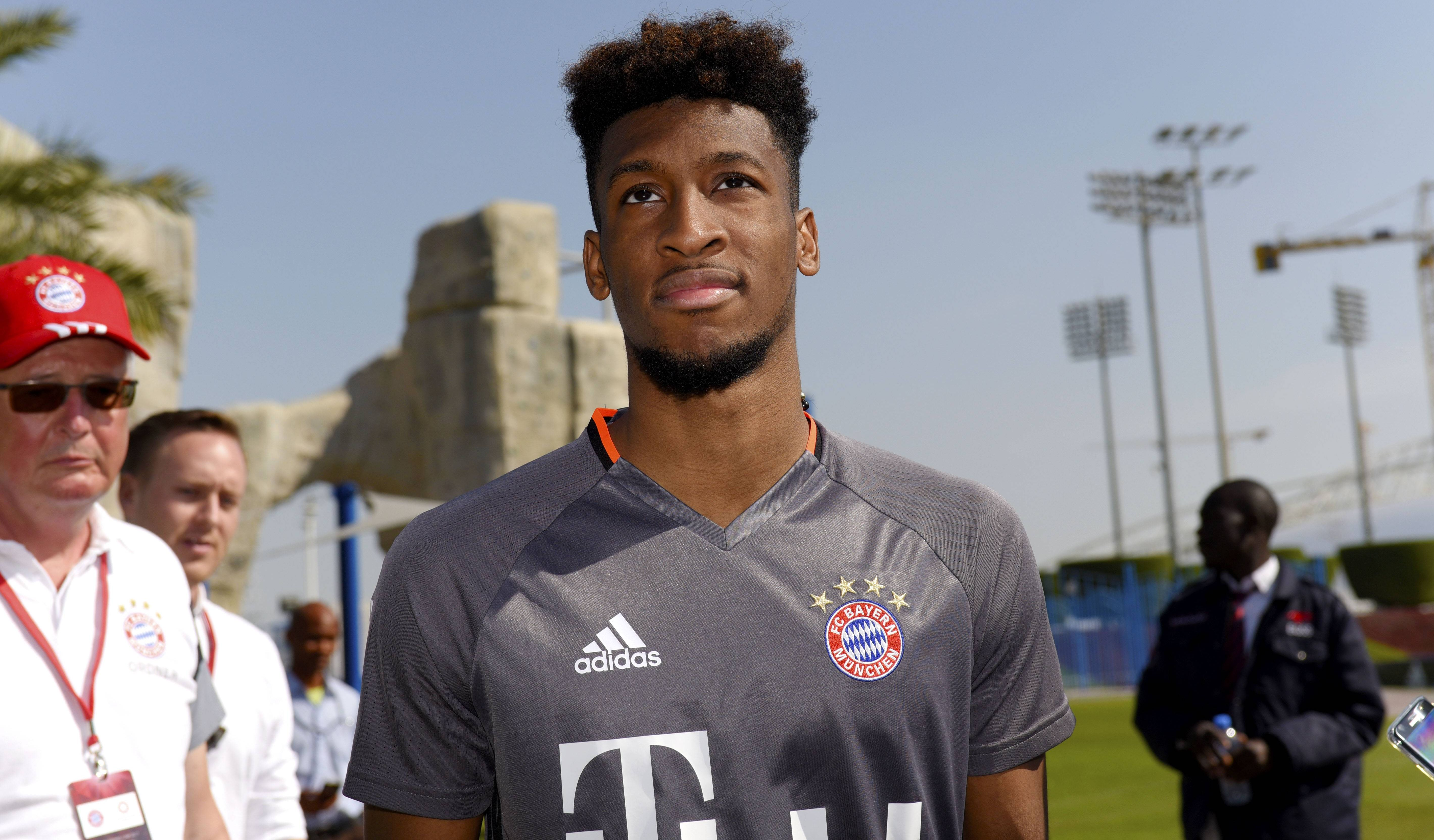 Football - Transferts - Kingsley Coman signe (définitivement) au Bayern Munich