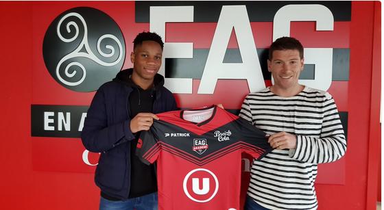 Football - Transferts - Le fils de Drogba a signé à Guingamp