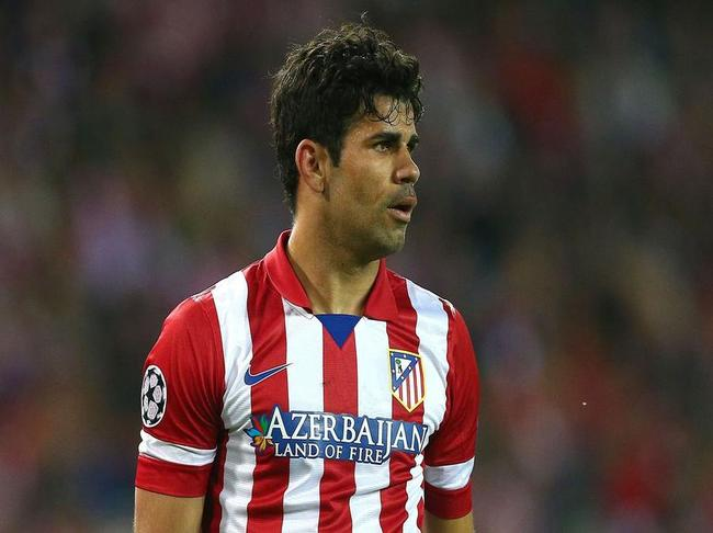 Diego Costa, nouveau Blues