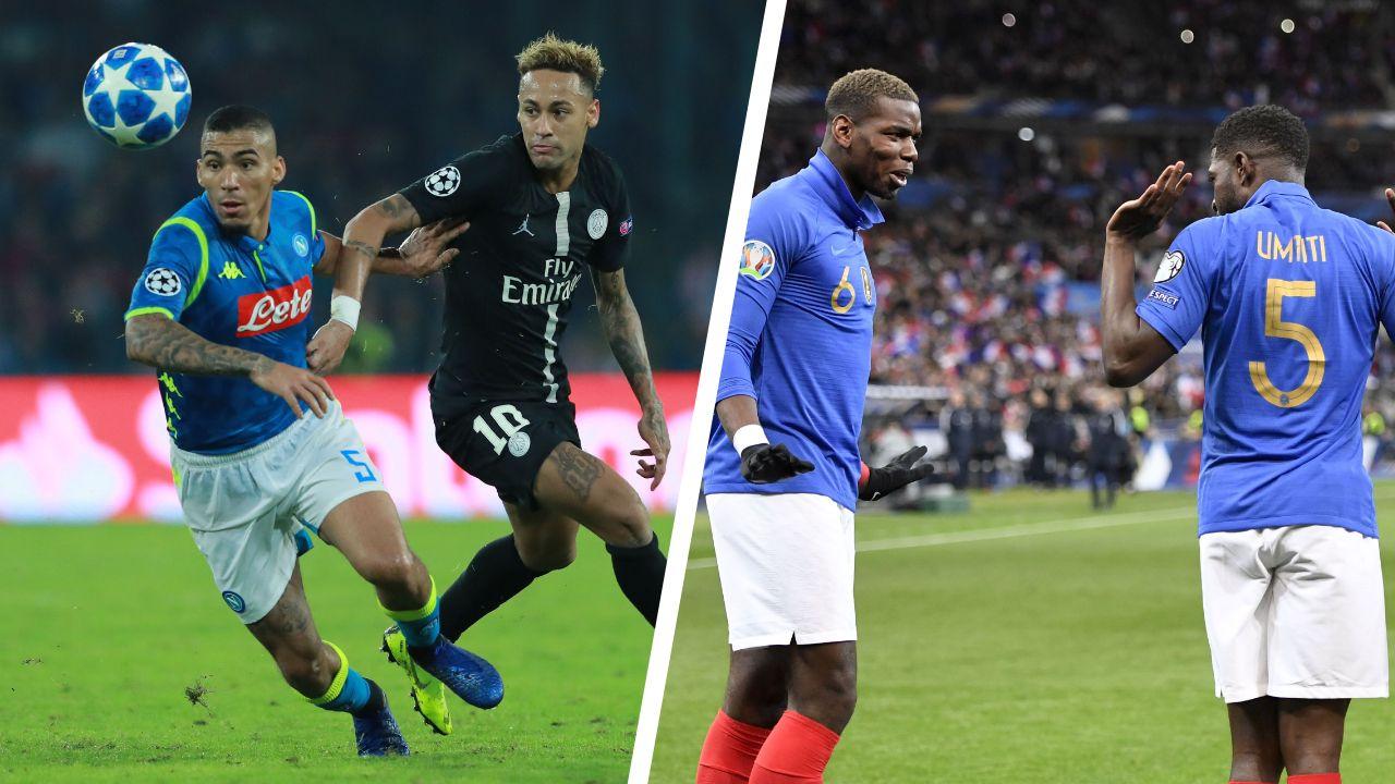 Football - Transferts - Le journal du mercato : Allan séduit par le PSG, Umtiti pisté par MU et Arsenal ?