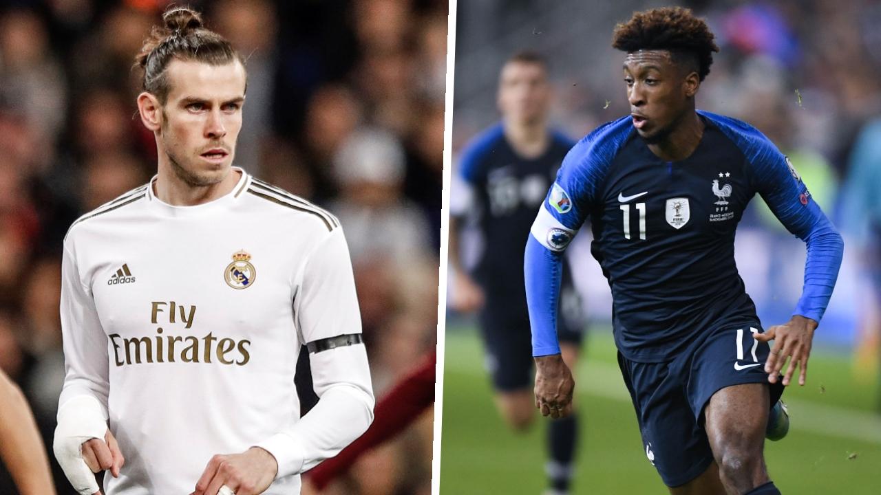Football - Transferts - Le journal du mercato : Bale vers la sortie au Real, Coman pour le remplacer ?