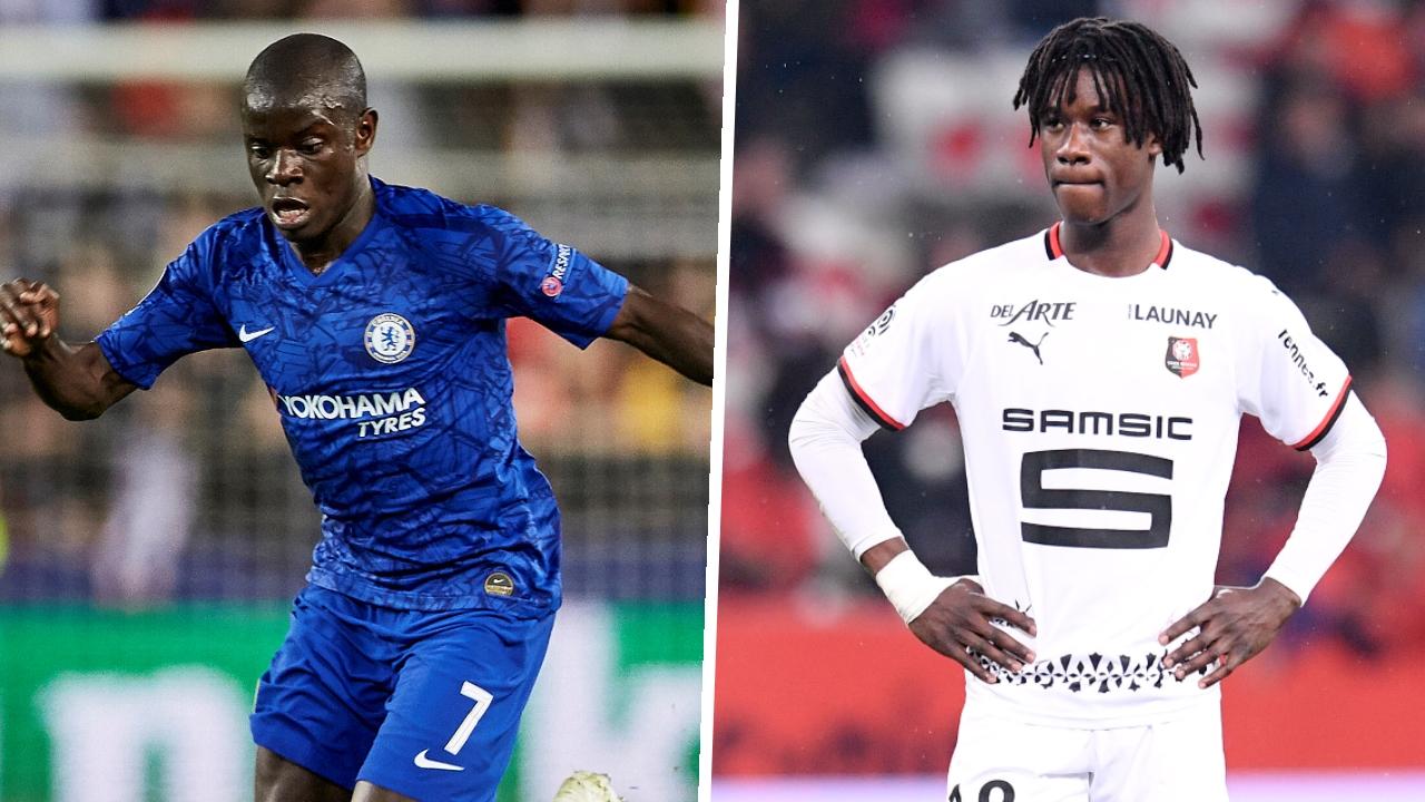 Football - Transferts - Le journal du mercato : Kanté et Camavinga ciblés par le Real Madrid