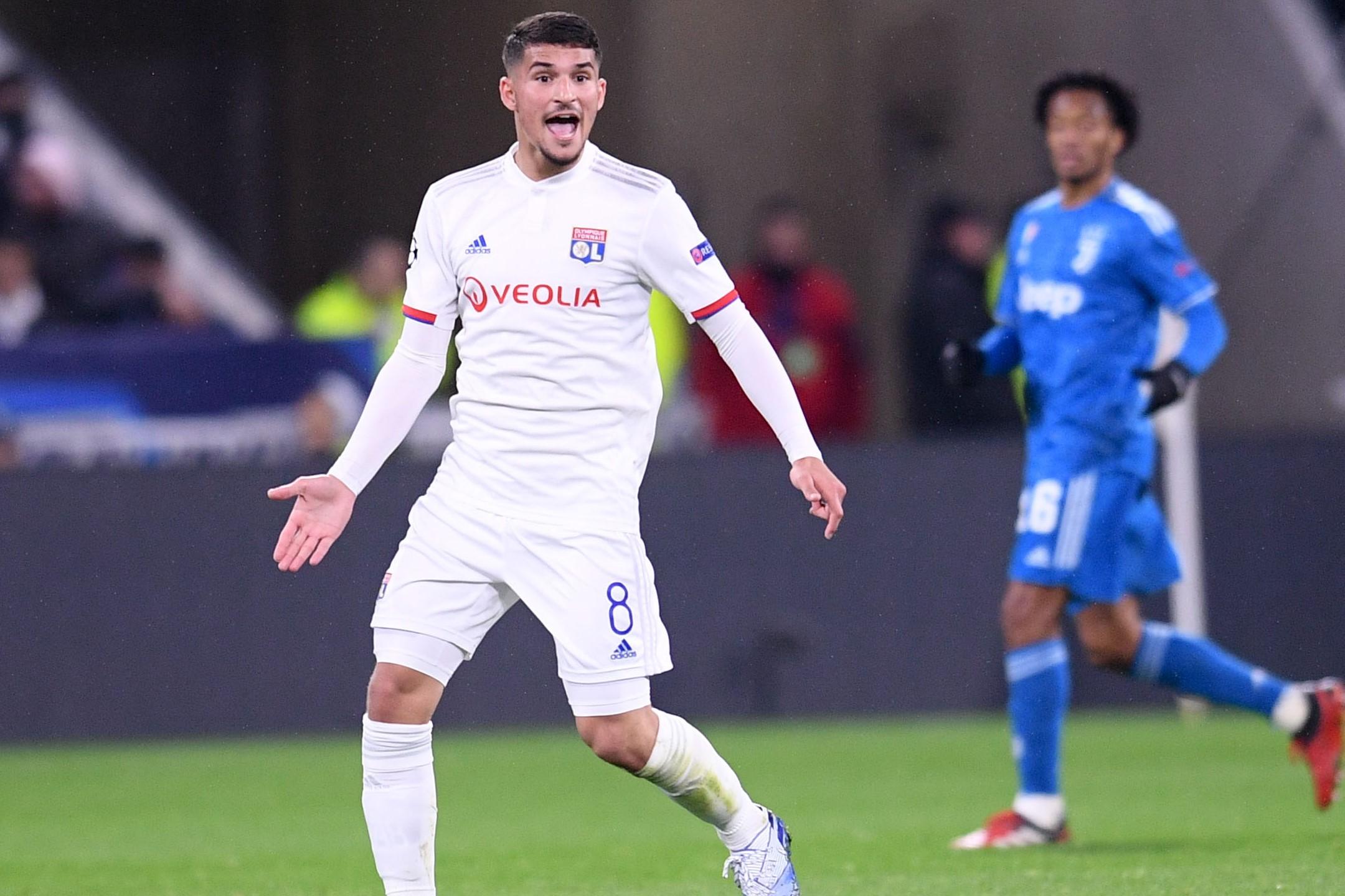 Football - Transferts - Le journal du mercato : la Juve lorgne les Lyonnais Aouar et Cherki