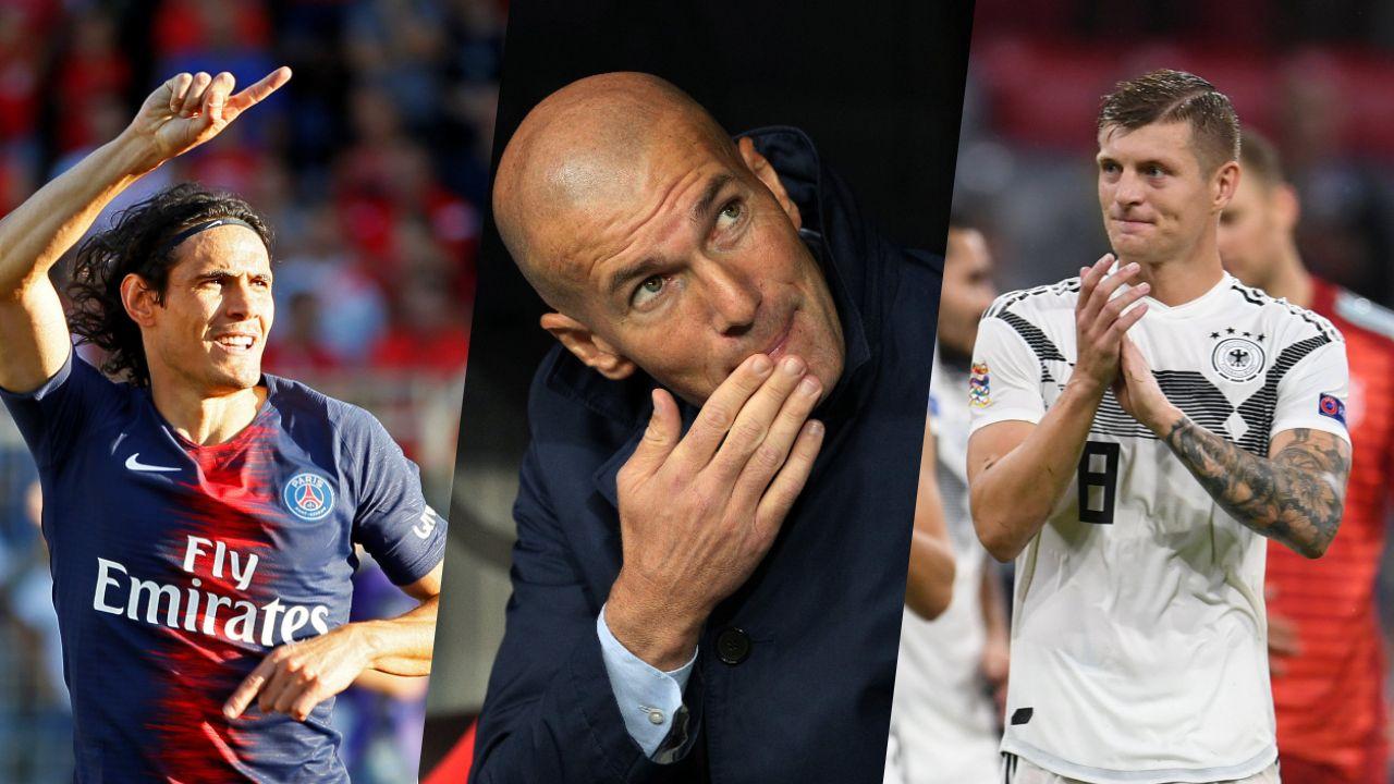 Football - Transferts - Le journal du mercato : la liste de courses de Zidane pour Manchester United