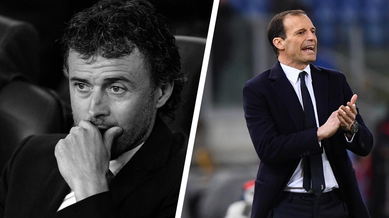 Football - Transferts - Le journal du mercato : la piste Luis Enrique s'éloigne au PSG, Allegri relancé ?