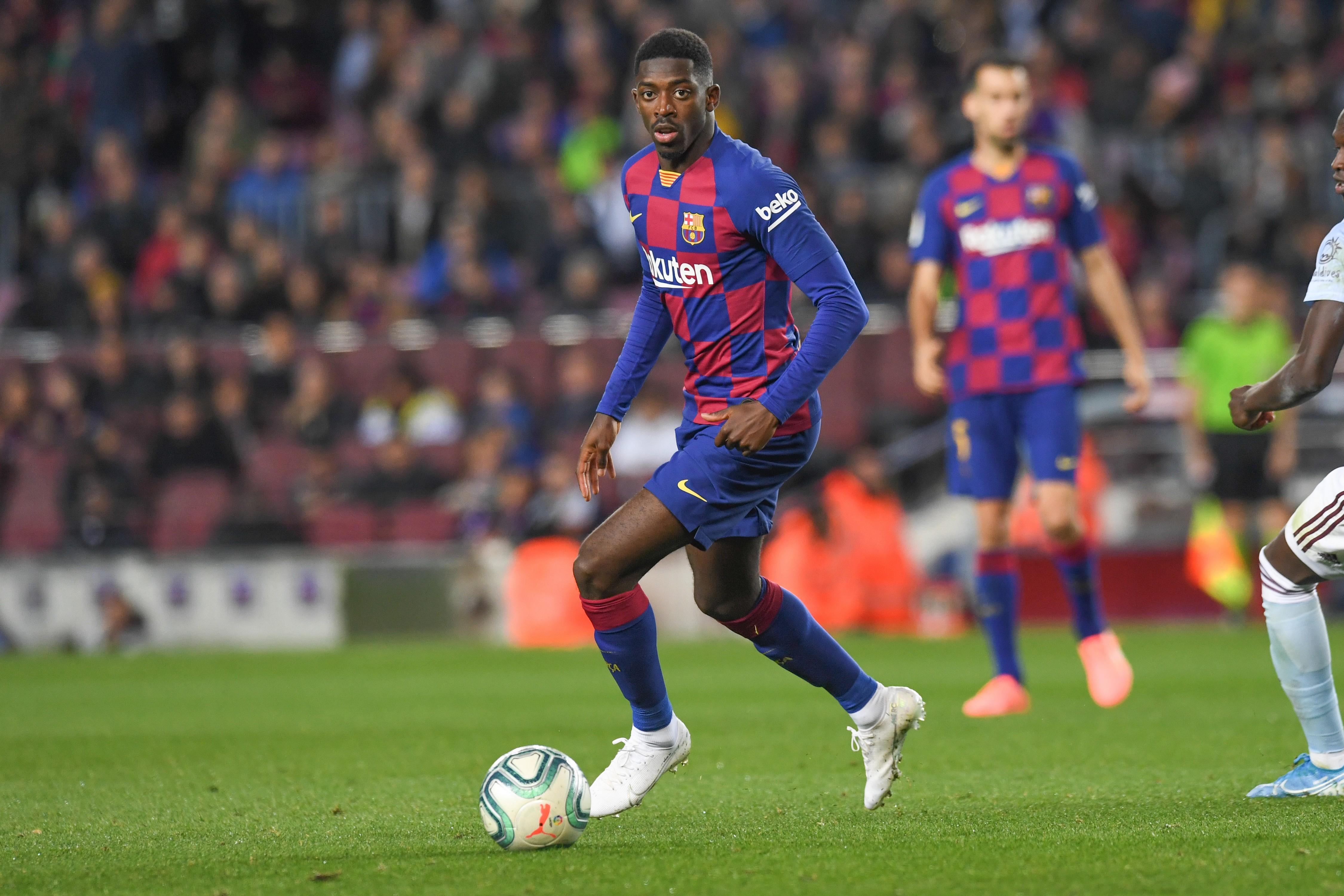Football - Transferts - Le journal du mercato : le Barça pourrait lâcher Dembélé à la Juventus