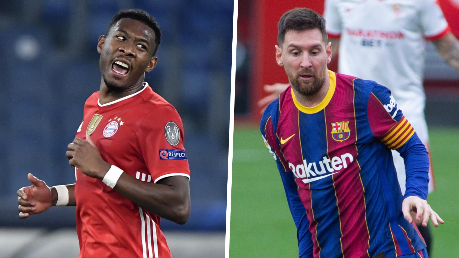 Le journal du mercato : le PSG ne lâche pas Alaba, Messi tranchera à la fin de la saison