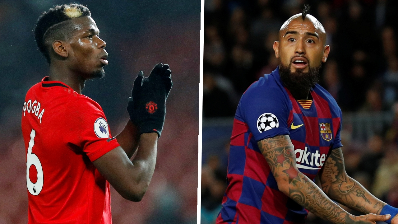 Football - Transferts - Le journal du mercato : le Real oublie Pogba, l'Inter et la Juve sur Vidal