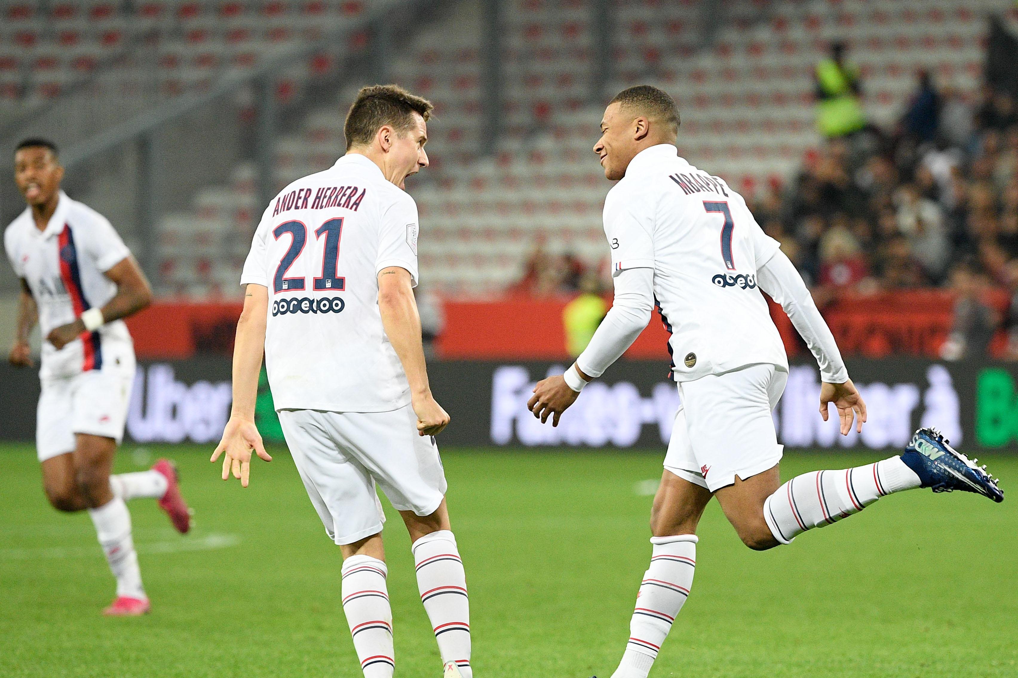Football - Transferts - Le journal du mercato : pour Herrera, Neymar et Mbappé resteront au PSG