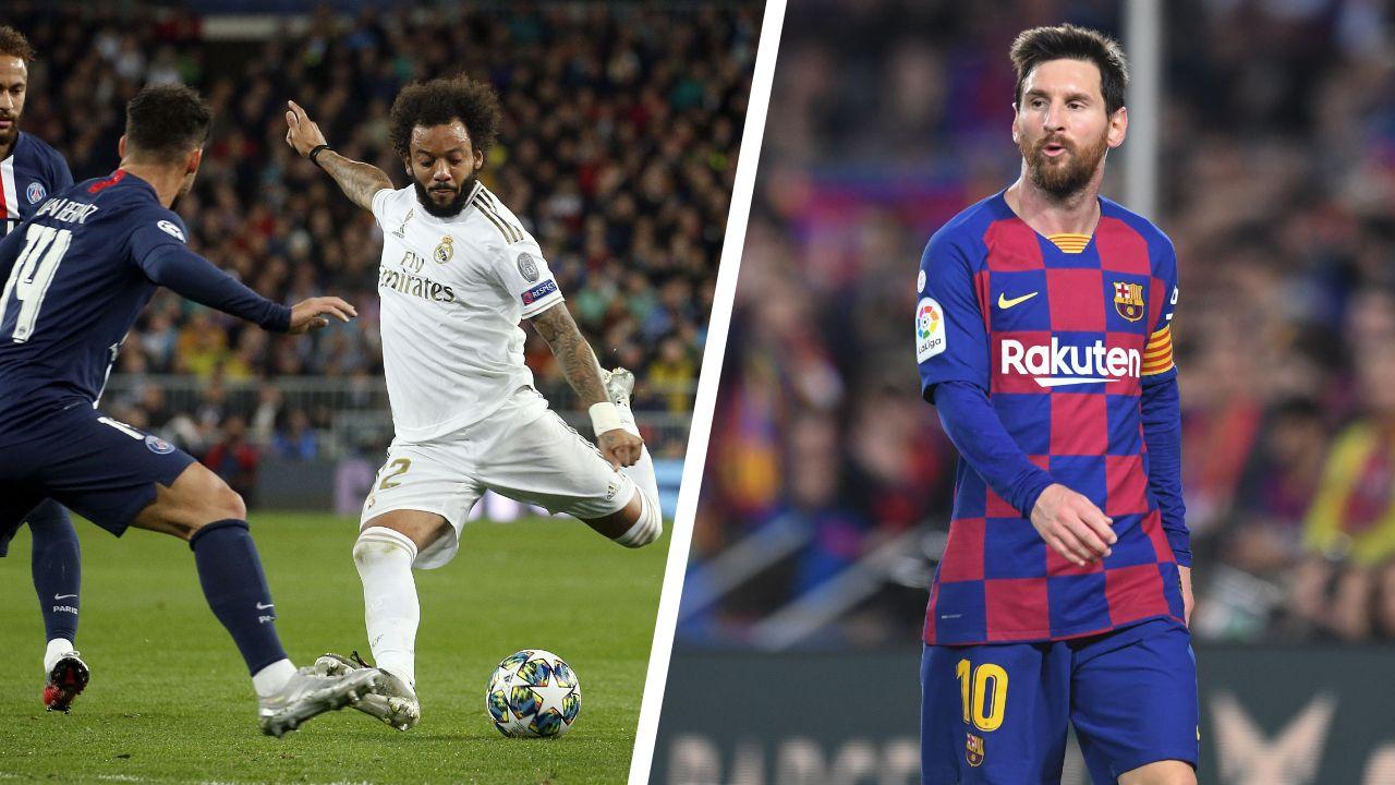 Football - Transferts - Le journal du mercato : Marcelo dans l'orbite du PSG, City en embuscade pour Messi