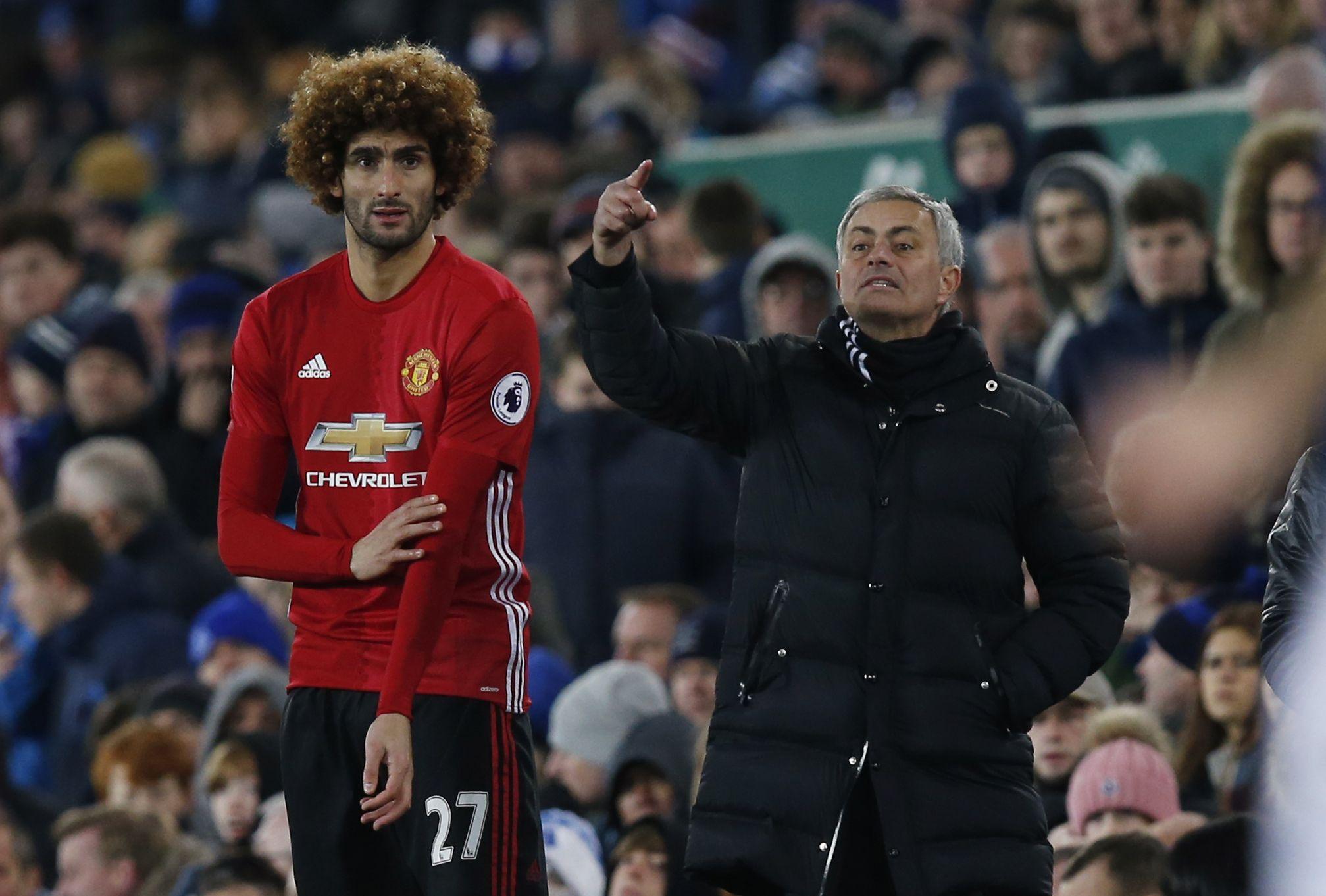 Football - Transferts - Le journal du mercato : Mourinho veut Fellaini à Tottenham