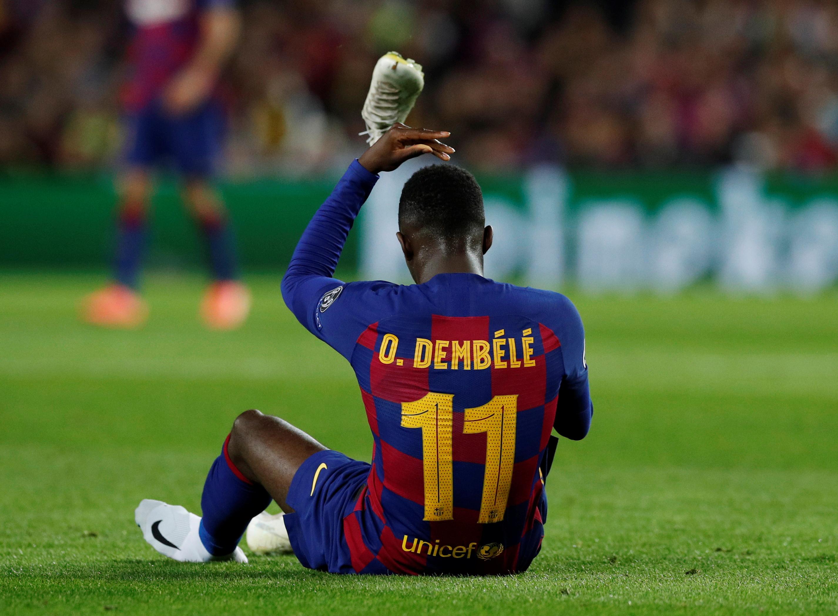 Football - Transferts - Le journal du mercato : Ousmane Dembélé, indésirable au Barça ?
