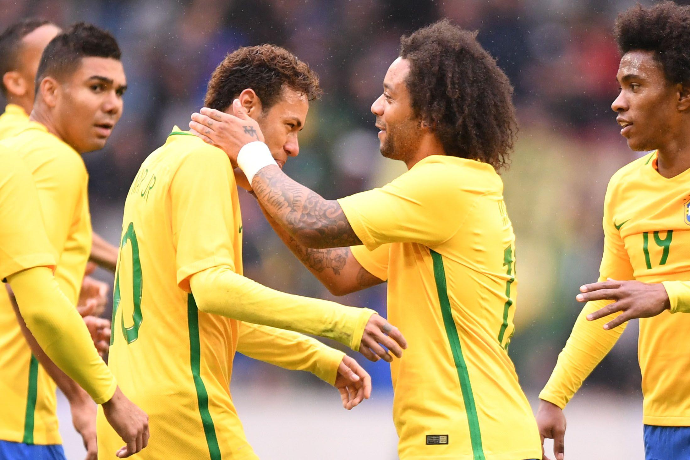 Marcelo Mohon Kepada Neymar Untuk Gabung Real Madrid