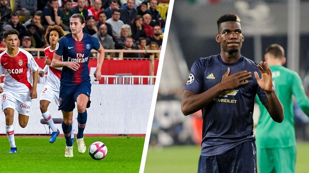 Football - Transferts - Le journal du mercato : Rabiot dirait «oui» au Barça, la Juve tente Pogba