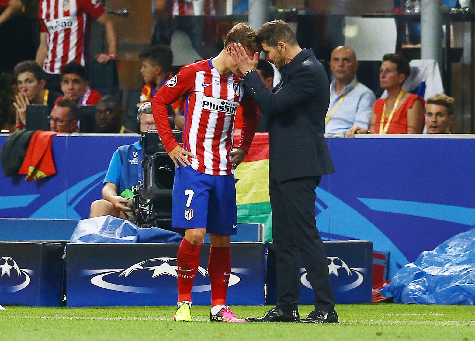 Football - Transferts - Le journal du mercato : Simeone ne lâche pas Griezmann