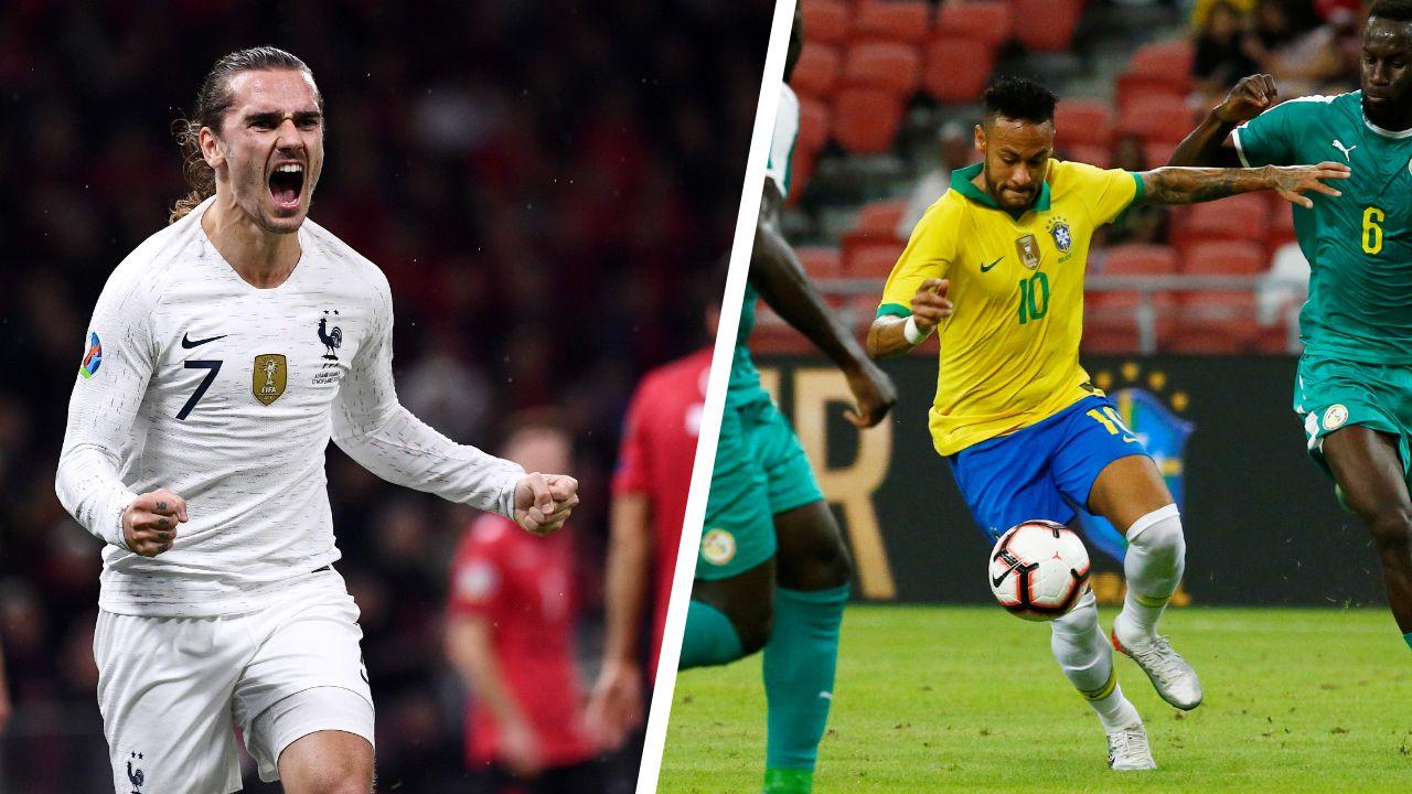 Le journal du mercato : un échange Griezmann/Neymar dans les tuyaux ?