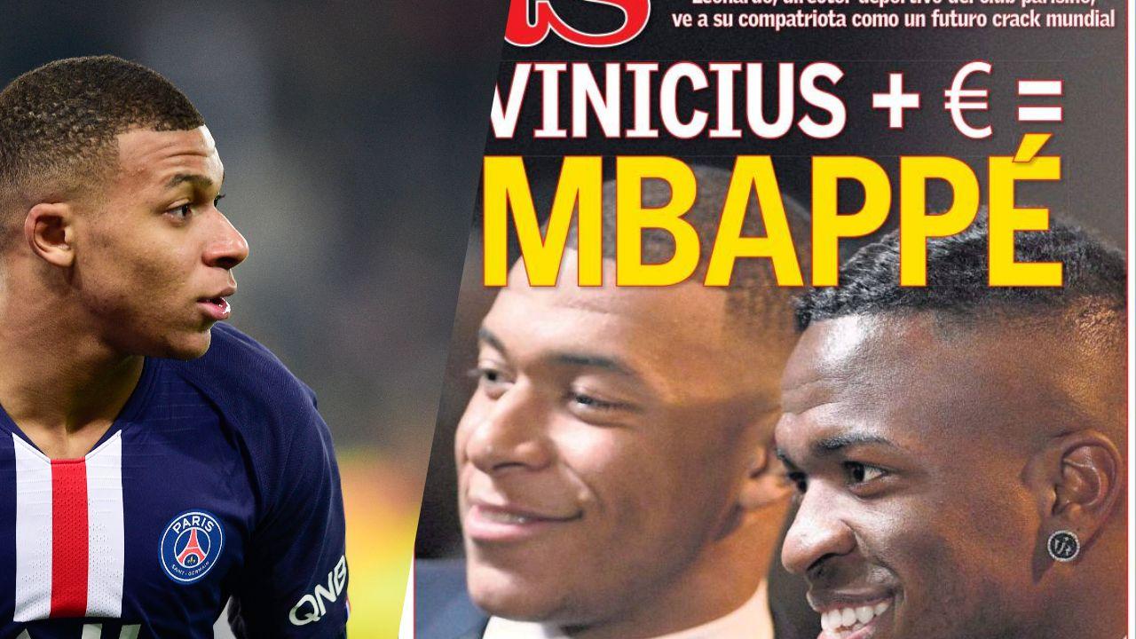 Football - Transferts - Le journal du mercato : Vinicius, la clé pour Mbappé au Real ?
