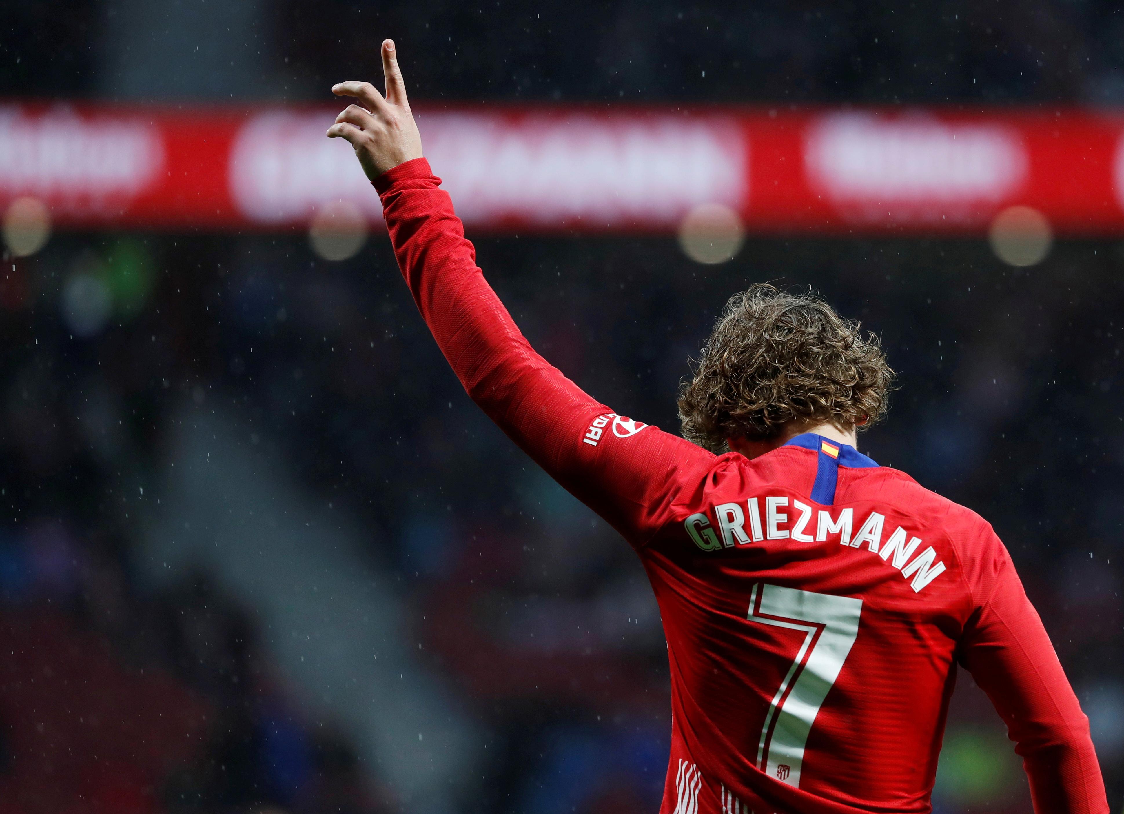 Football - Transferts - Le passage de Griezmann à l'Atlético en 7 chiffres