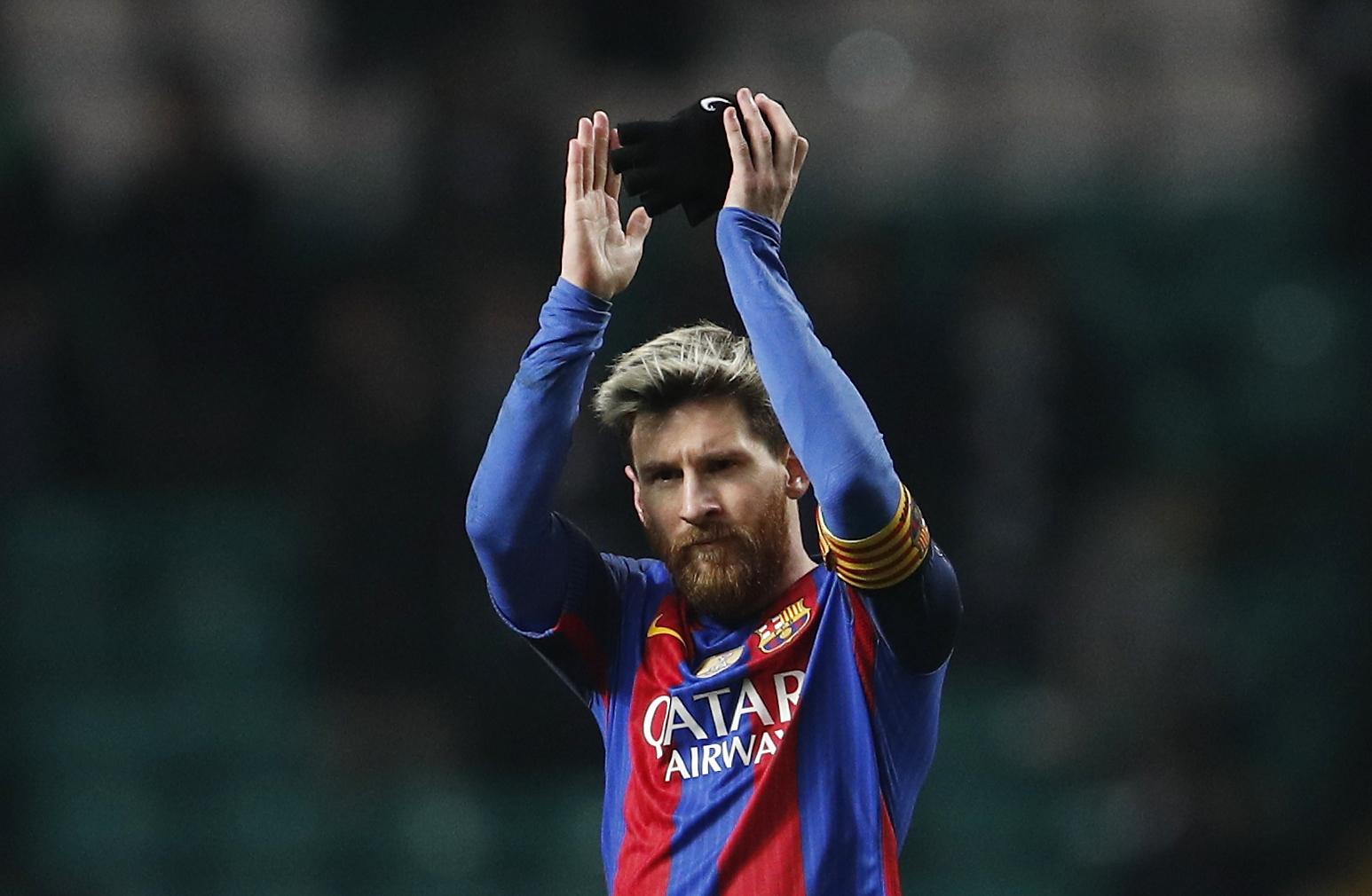 Football - Transferts - En contact avec son père, le PSG rêve toujours de Messi