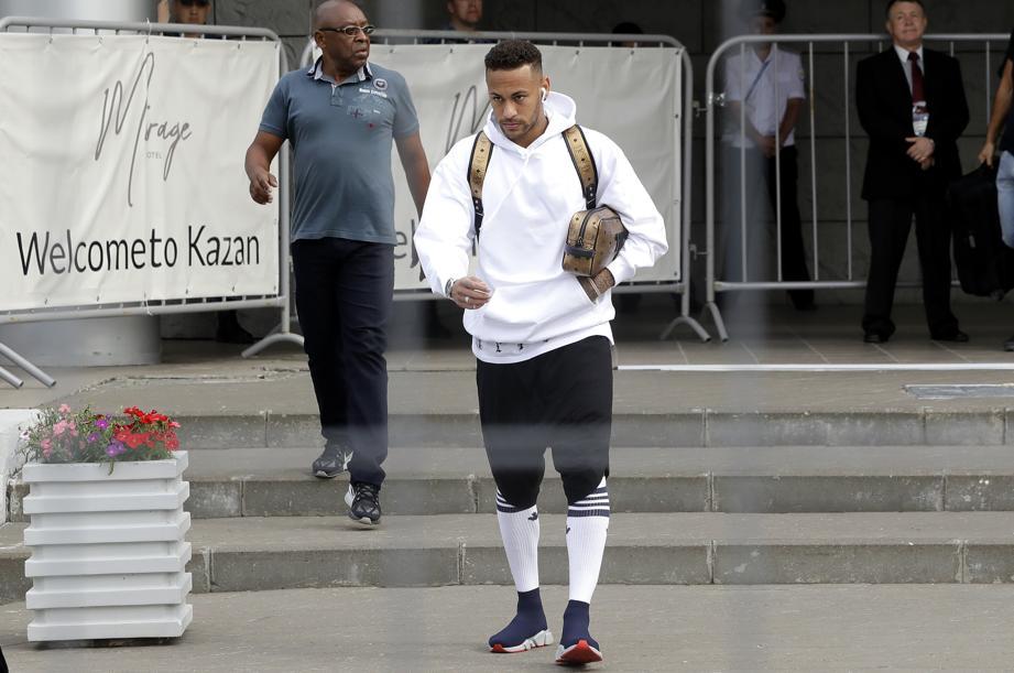 Football - Transferts - Le PSG prêt à «blinder» Neymar pour contrer le Real ?