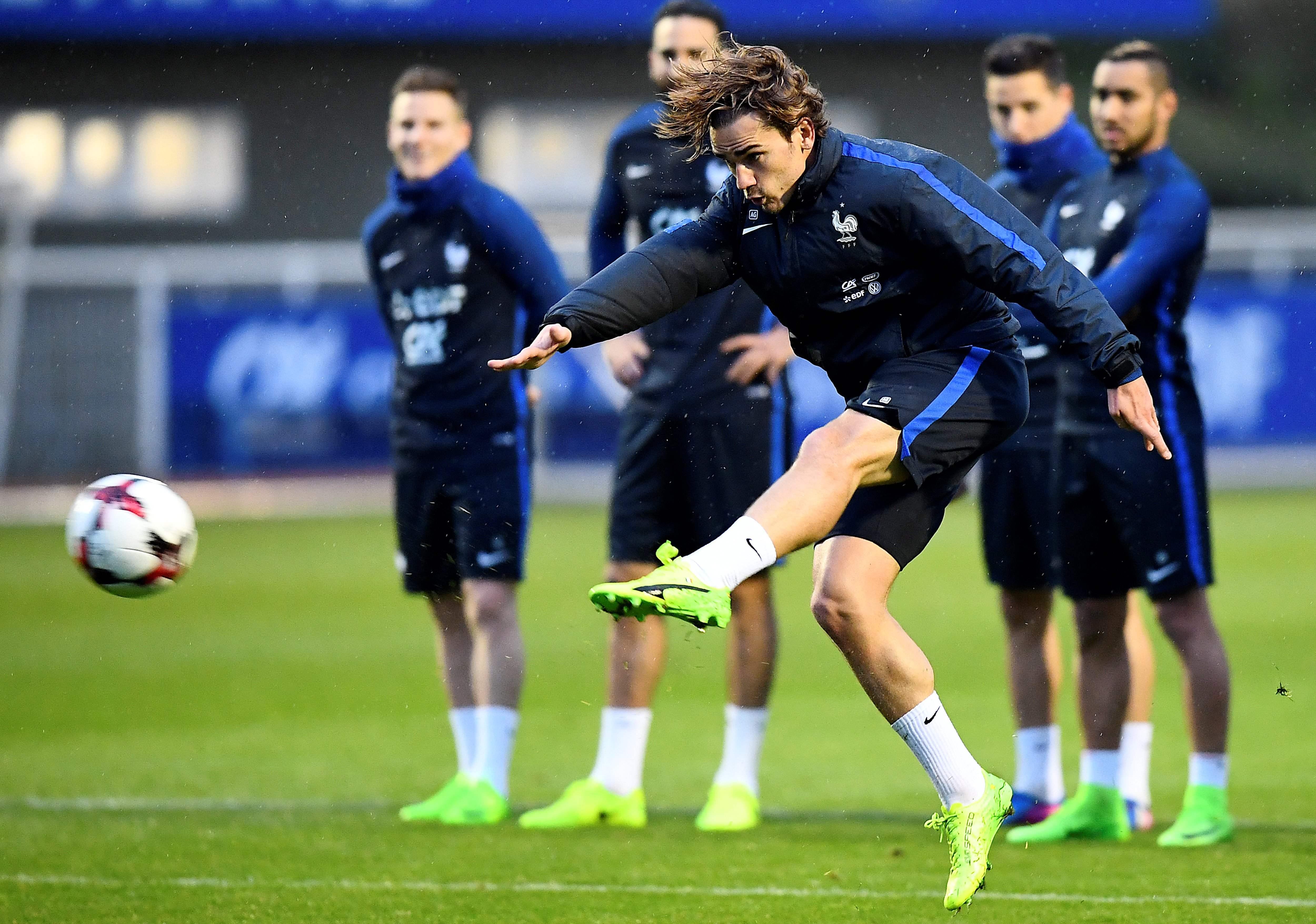 Football - Transferts - Le transfert d'Antoine Griezmann à Manchester United en bonne voie ?