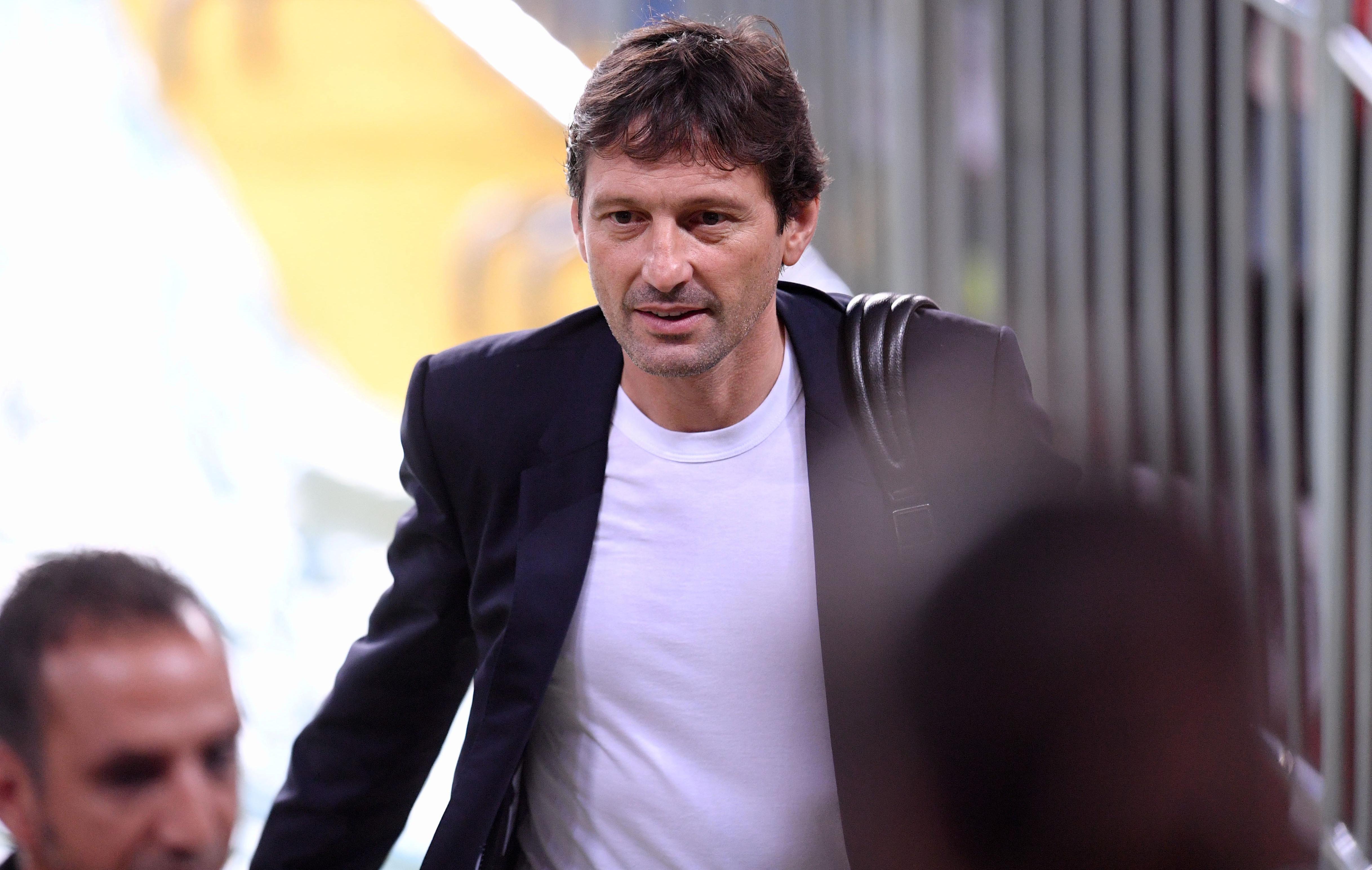 Football - Transferts - PSG : Leonardo reconnaît que «Neymar a commis des erreurs»